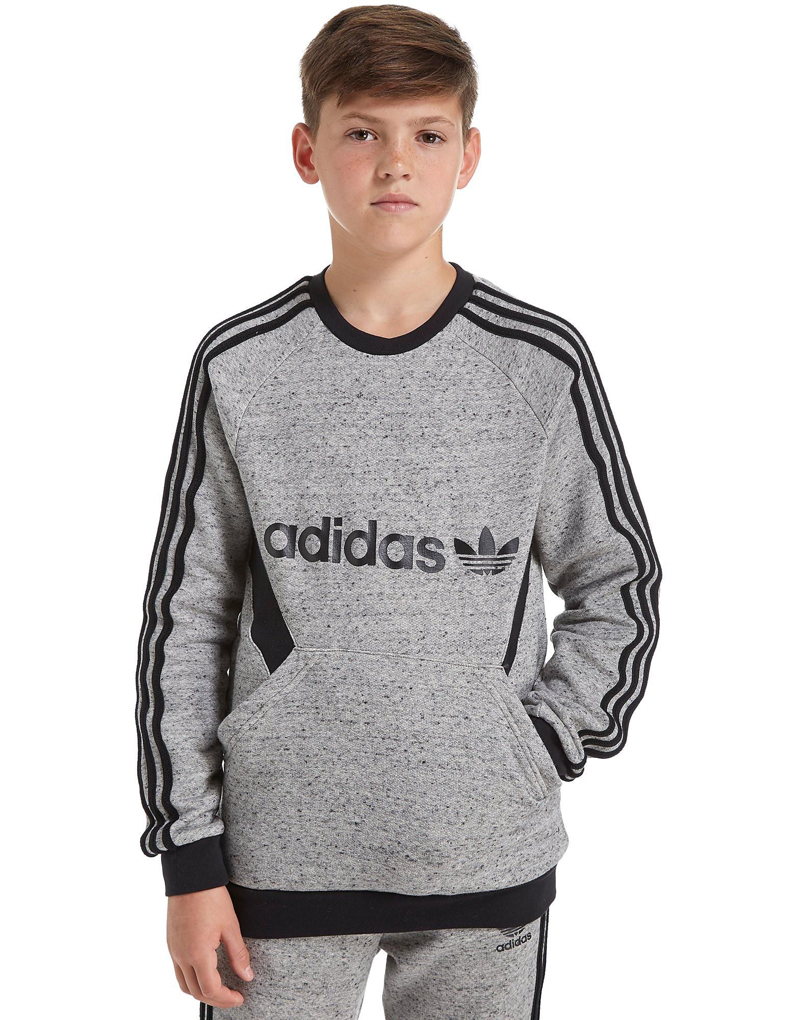 adidas Originals Trefoil Series Crew Sweatshirt Junior