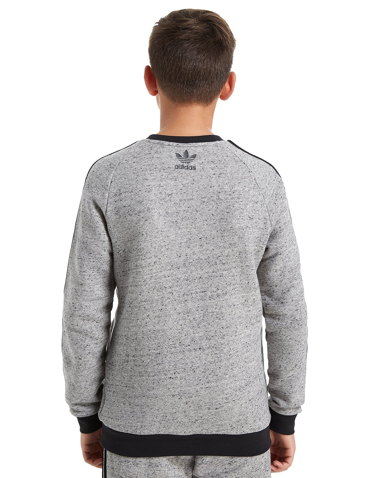 adidas Originals Trefoil Series Crew Sweatshirt Junior