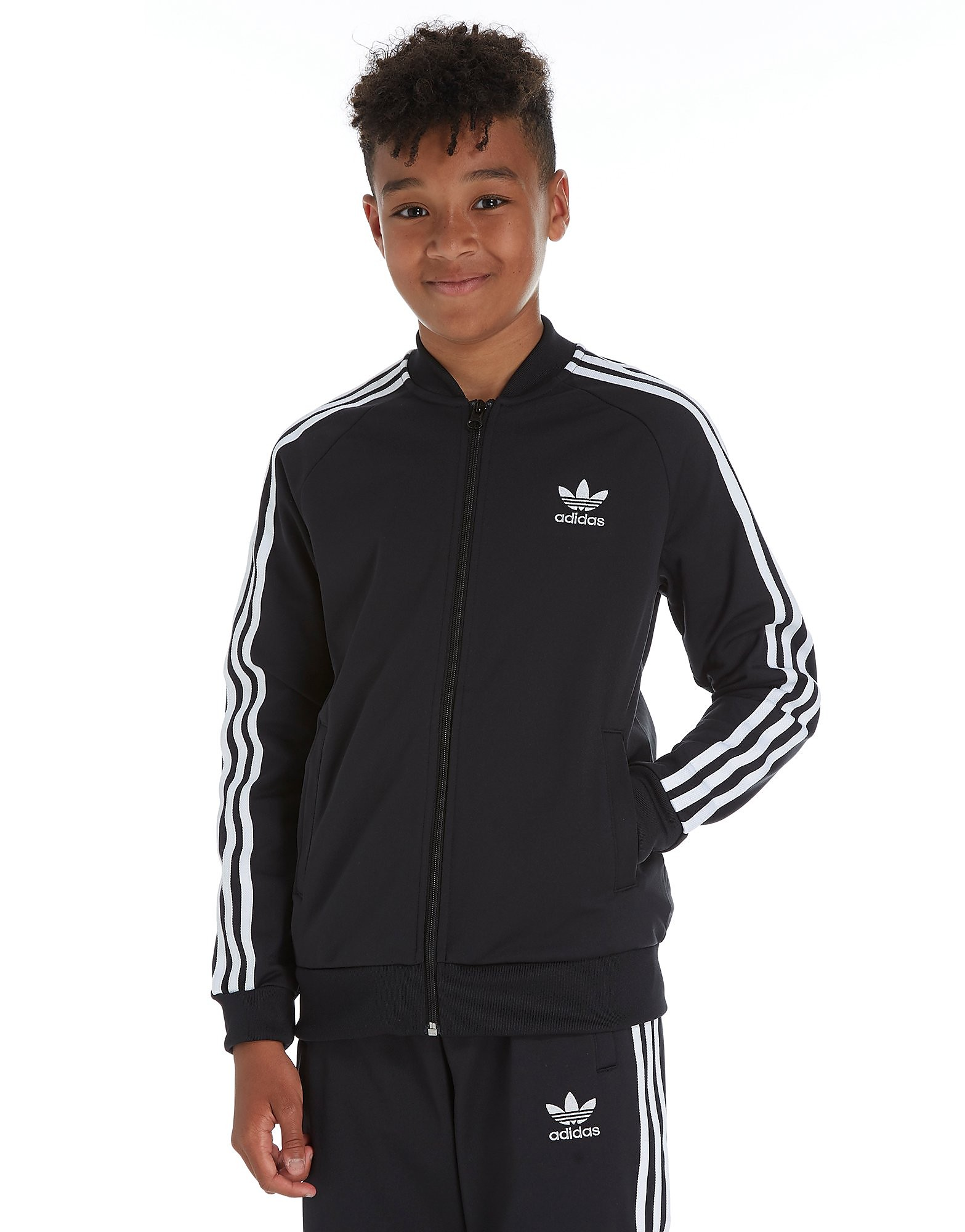 adidas Originals Haut de survêtement Superstar Track Junior
