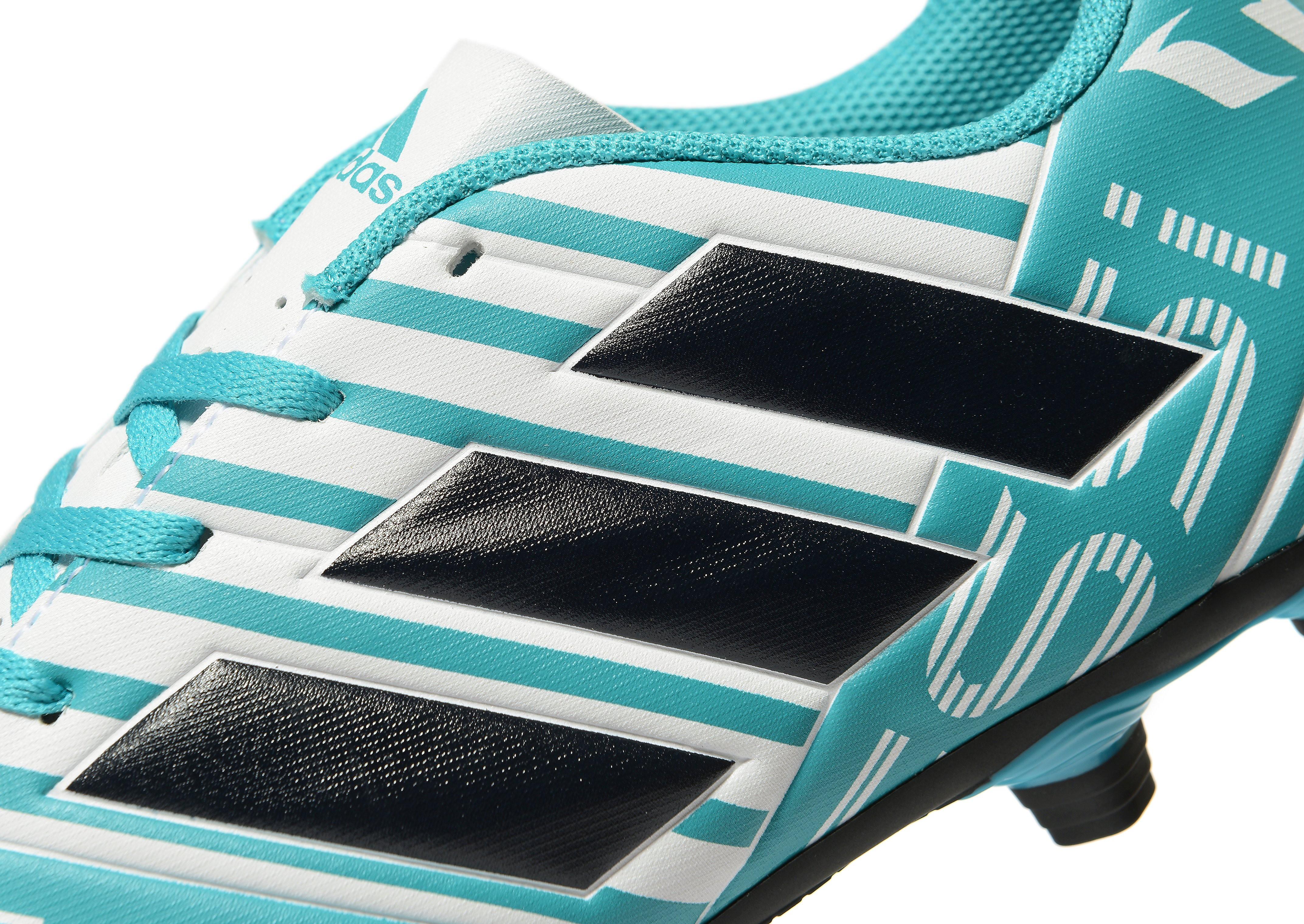 adidas Ocean Storm Nemeziz 17.4 FG Messi