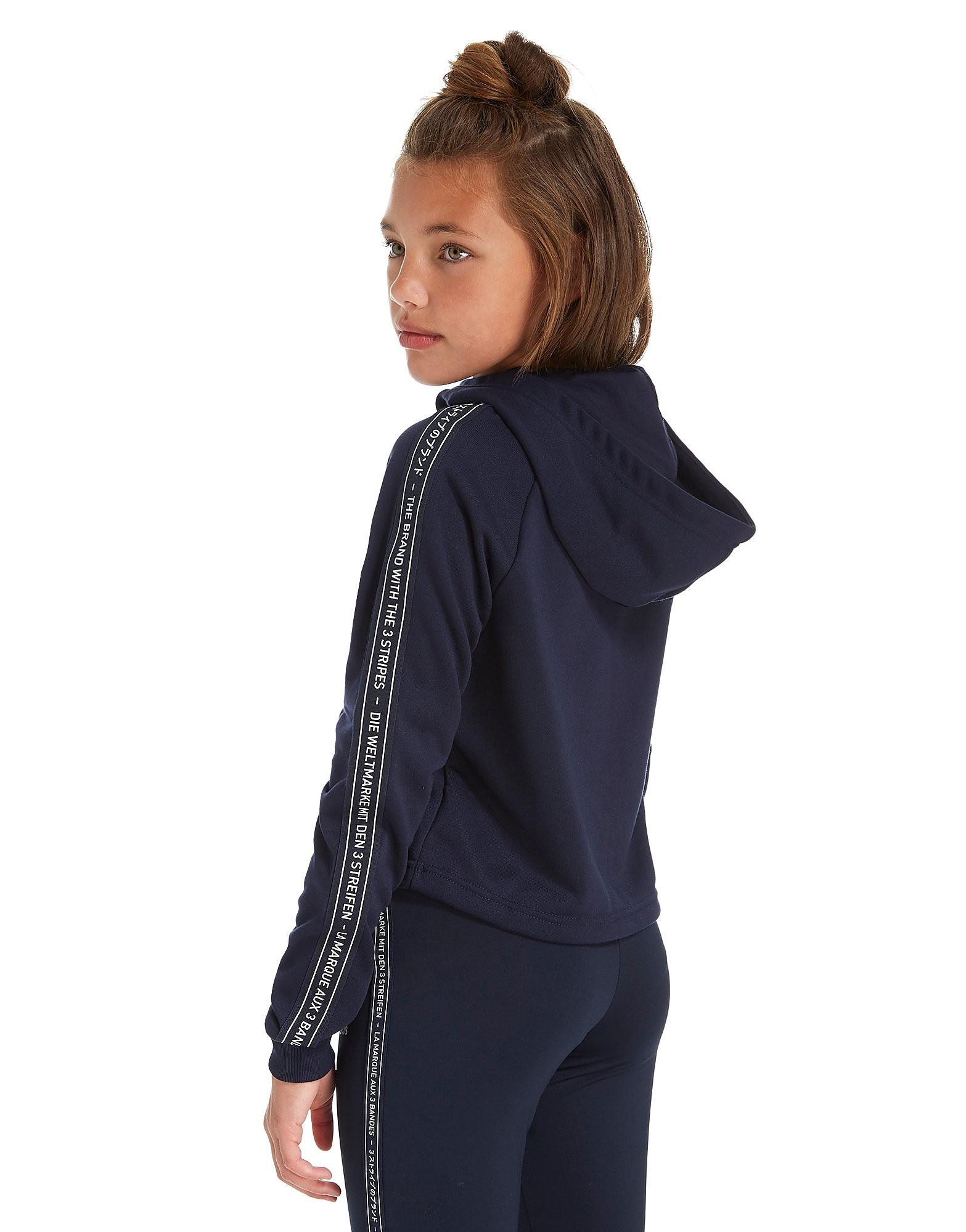 adidas Originals Girls' NMD Cropped Hoodie Junior