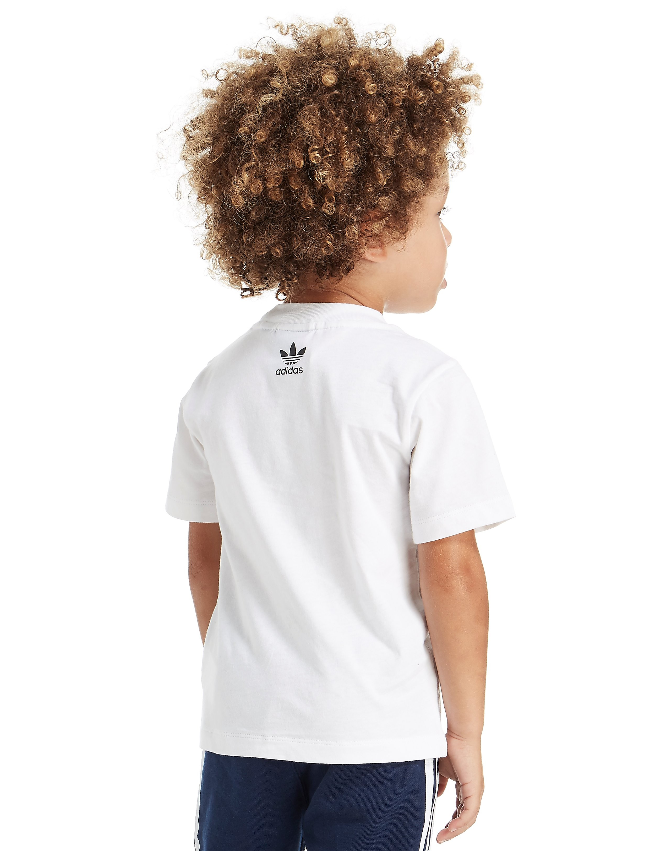 adidas Originals Trefoil Series T-shirt Bebè
