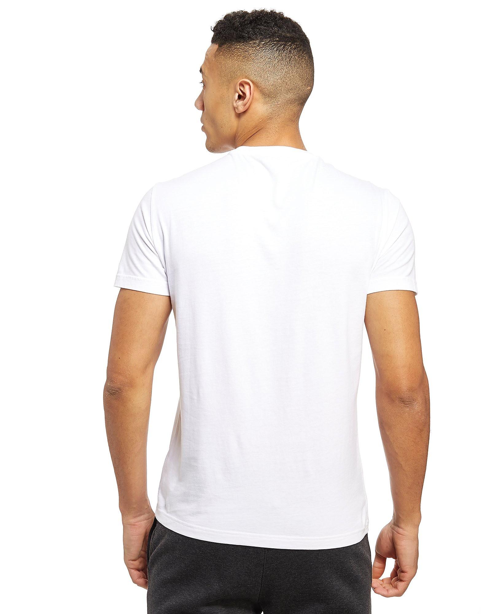 Emporio Armani EA7 Eagle Box Logo T-Shirt