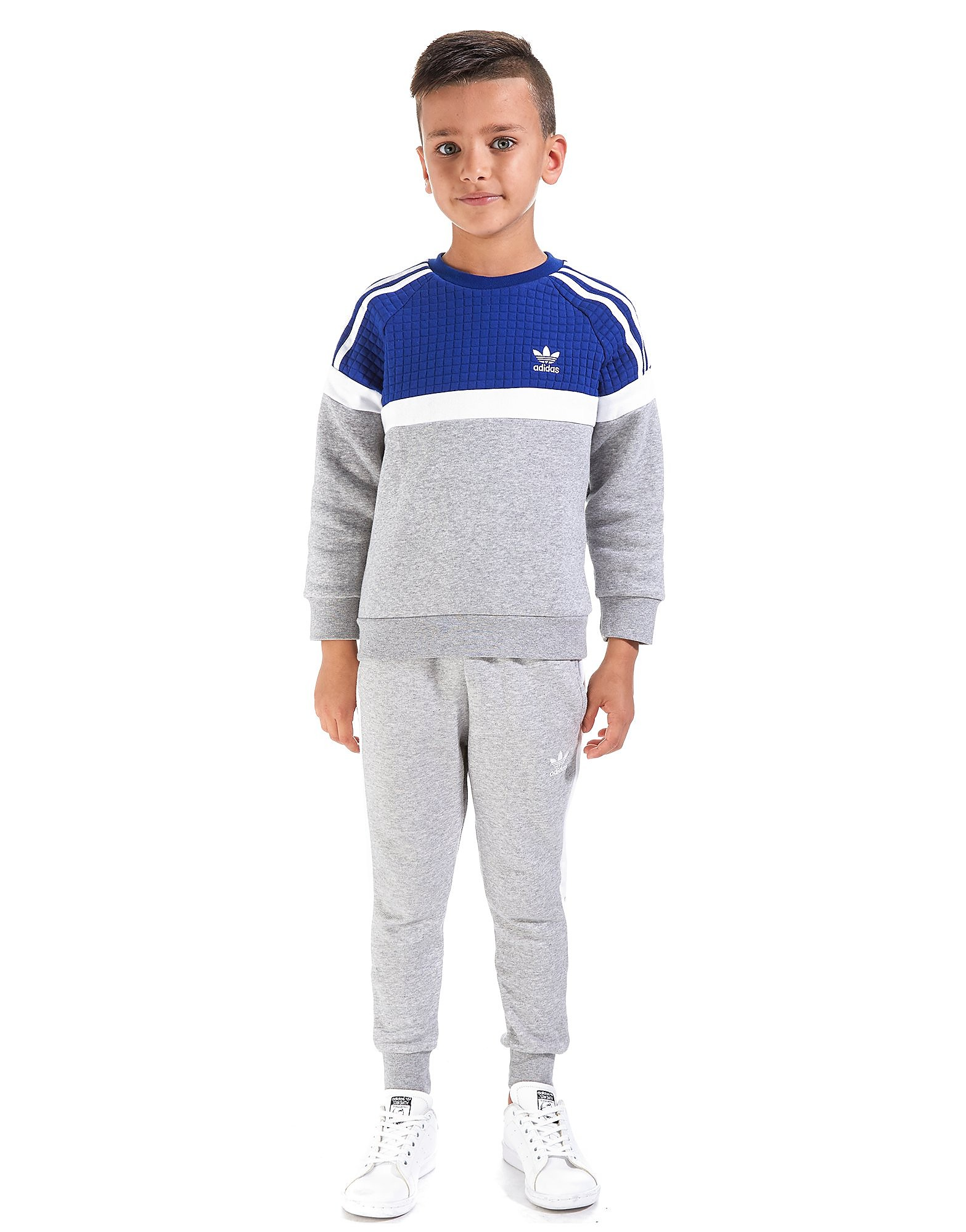adidas Originals Itasca Crew Tracksuit Children