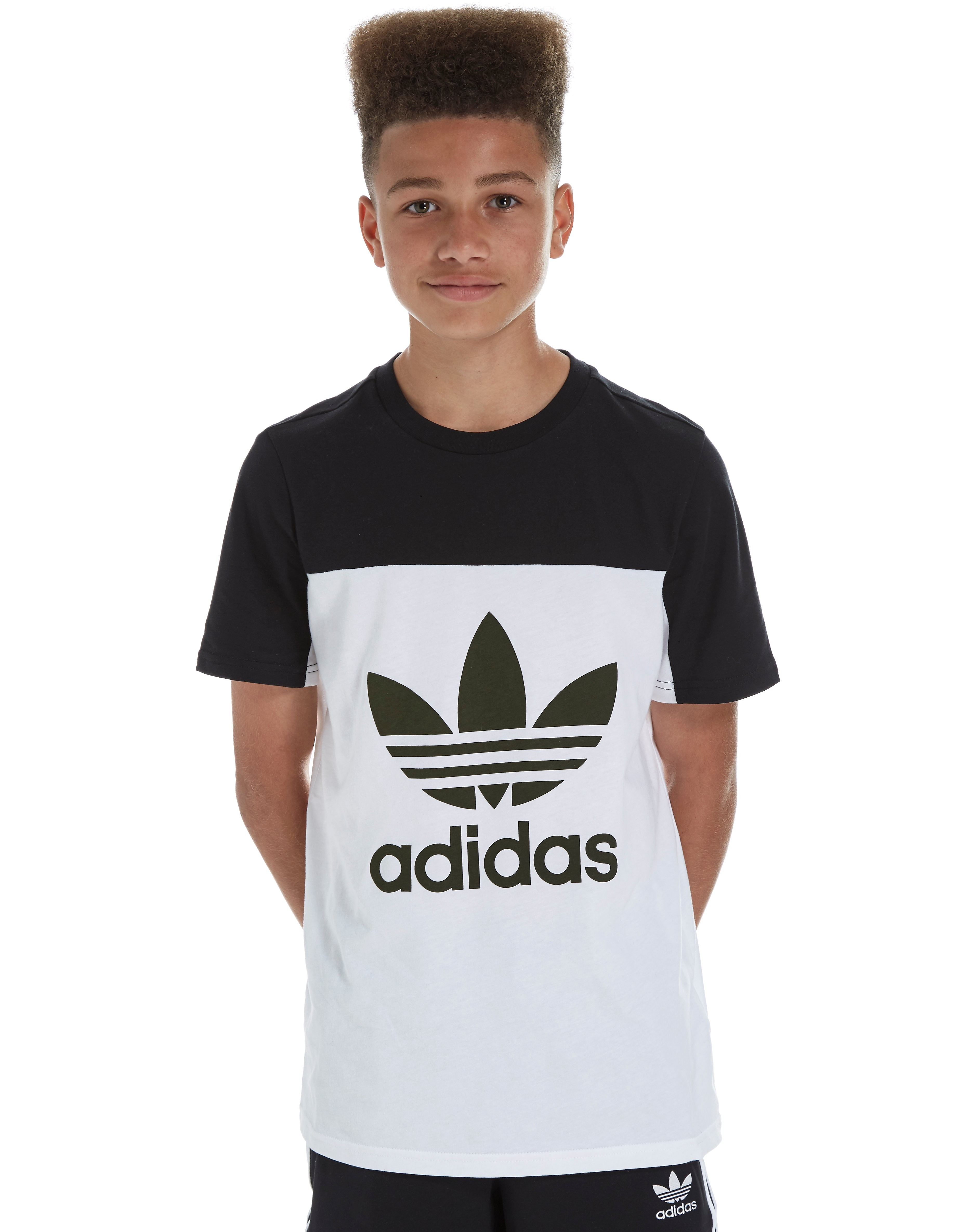 adidas Originals T-shirt Colour Block Junior