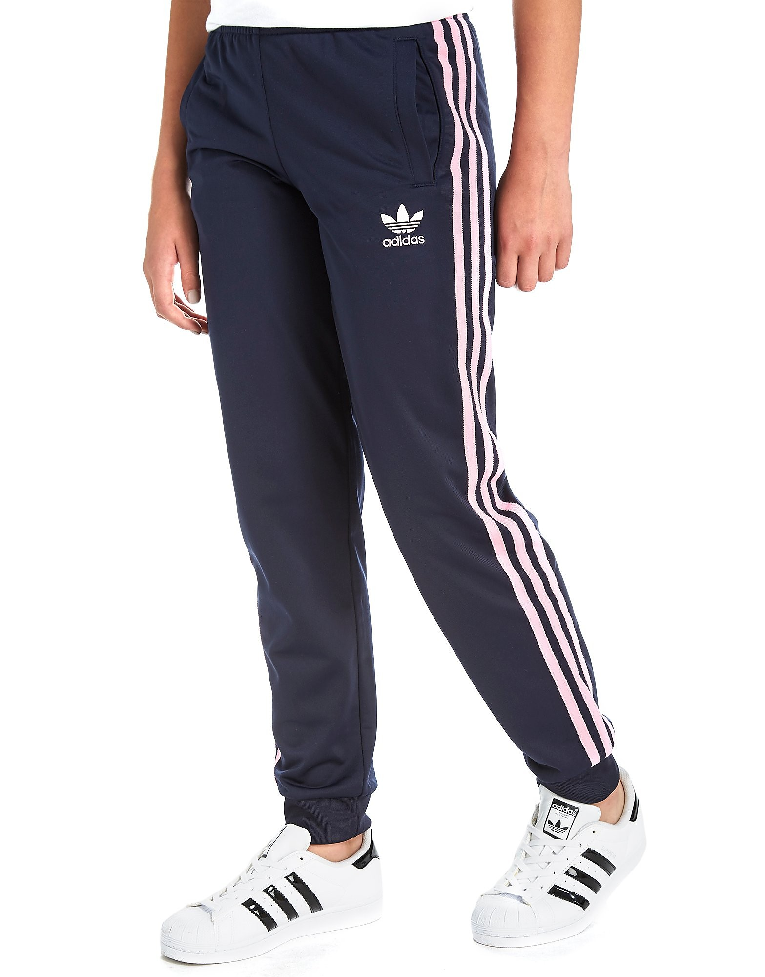 adidas Originals Girls' Poly Pants Junior
