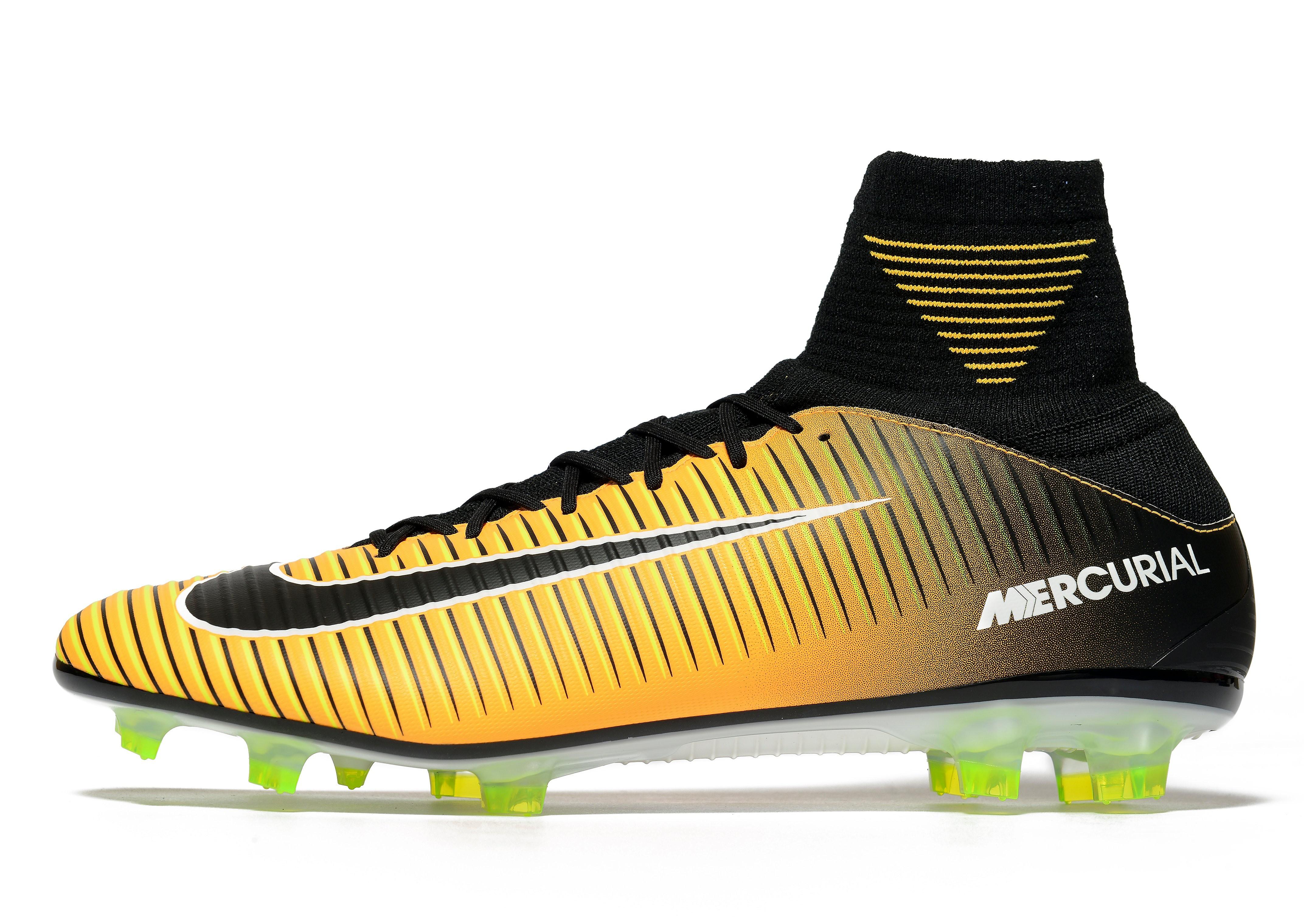 Nike Lock In Let Loose Mercurial Veloce III DF FG