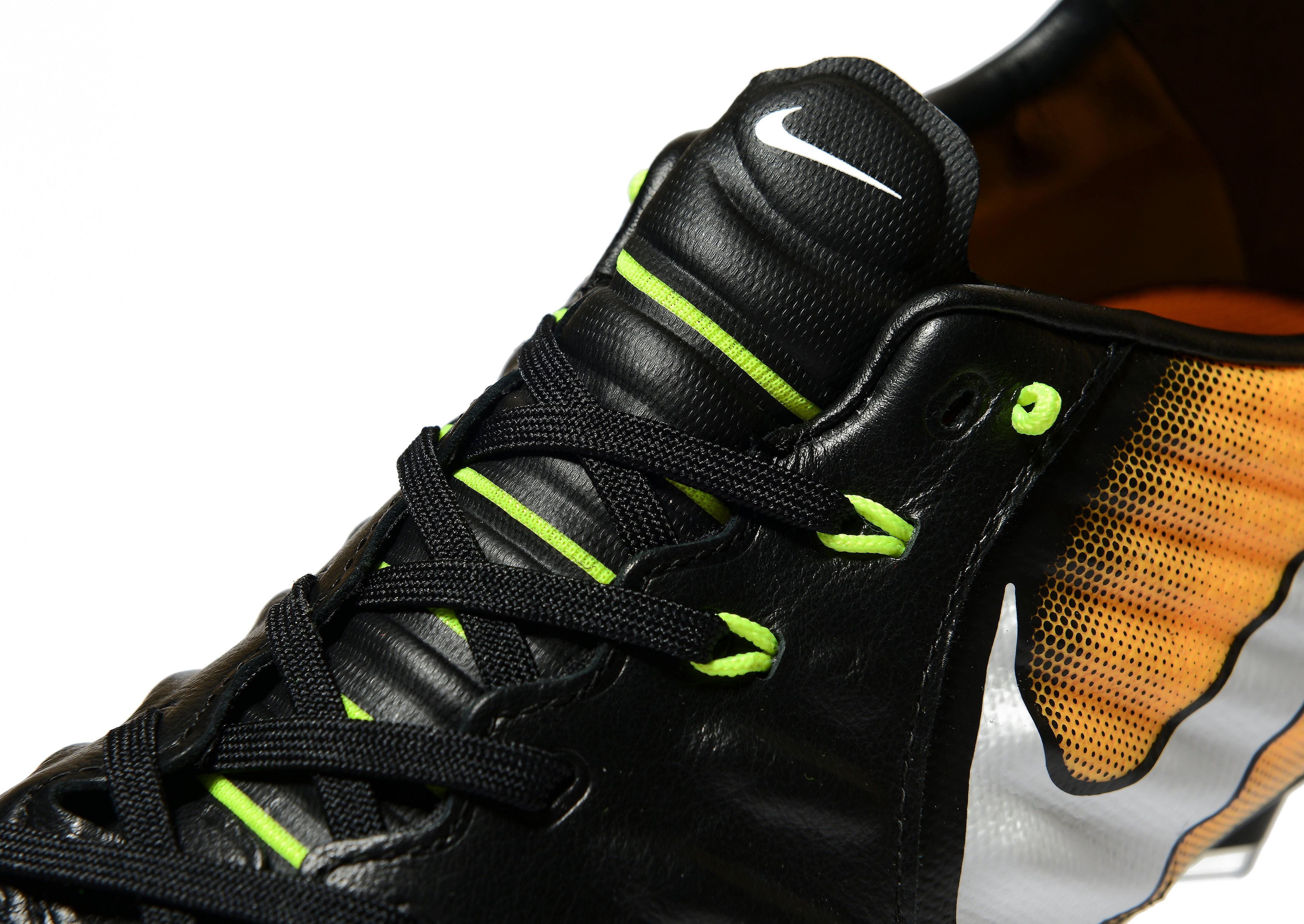 Nike Lock In Let Loose Tiempo Legacy III FG