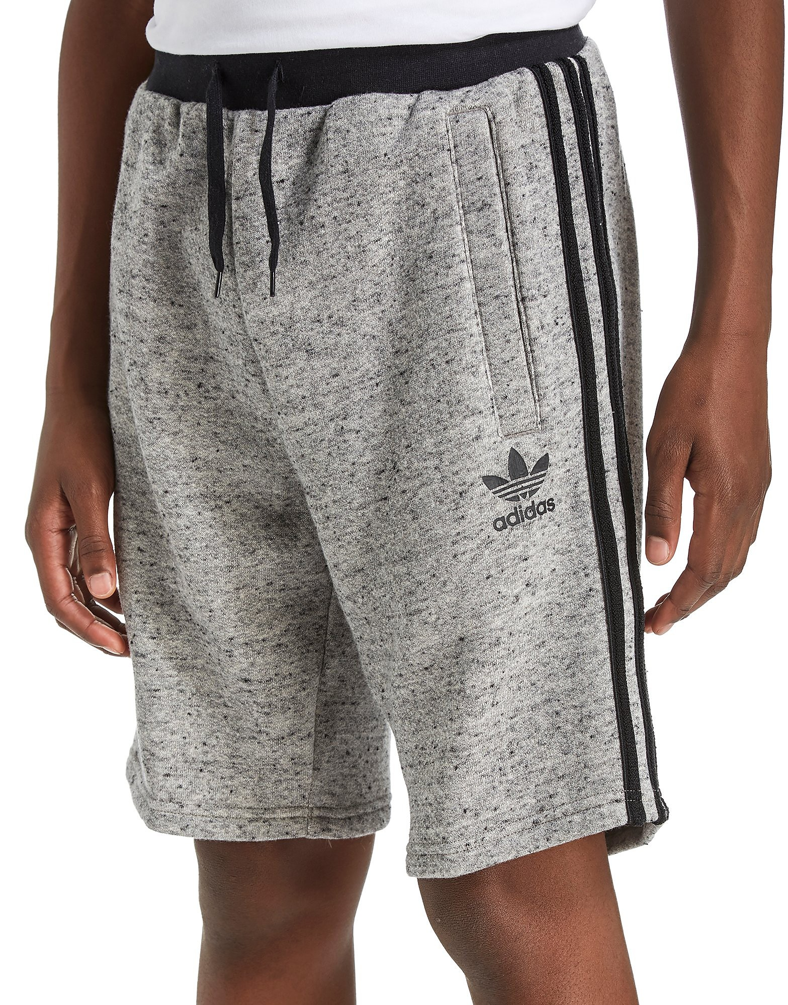 adidas Originals Trefoil Series Fleece Shorts Junior
