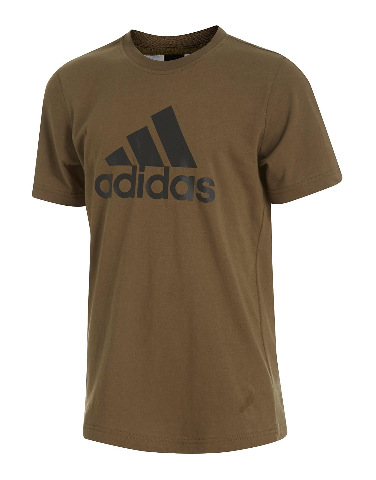 adidas Logo T-Shirt Junior