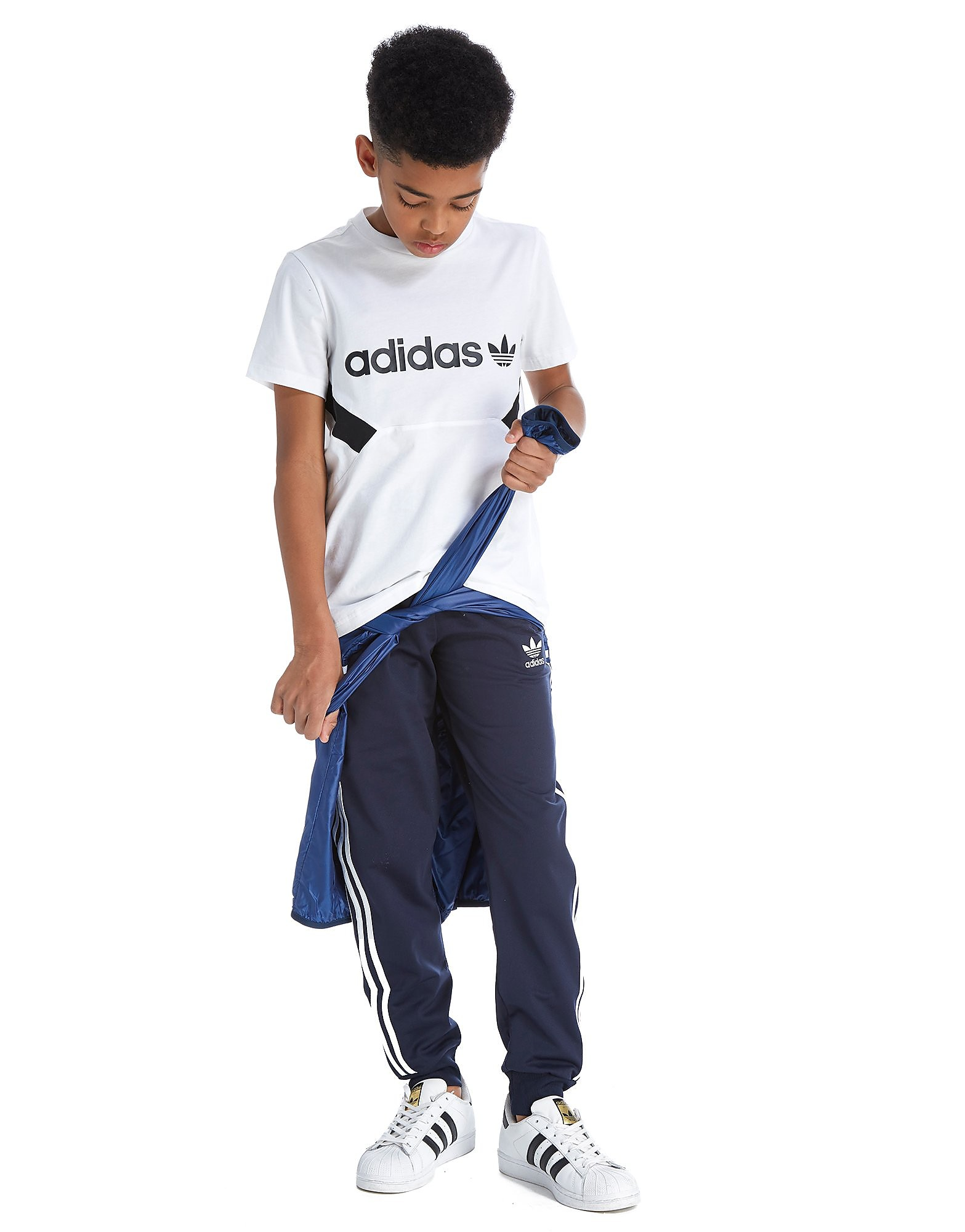 adidas Originals Tref Series T-Shirt Kinderen