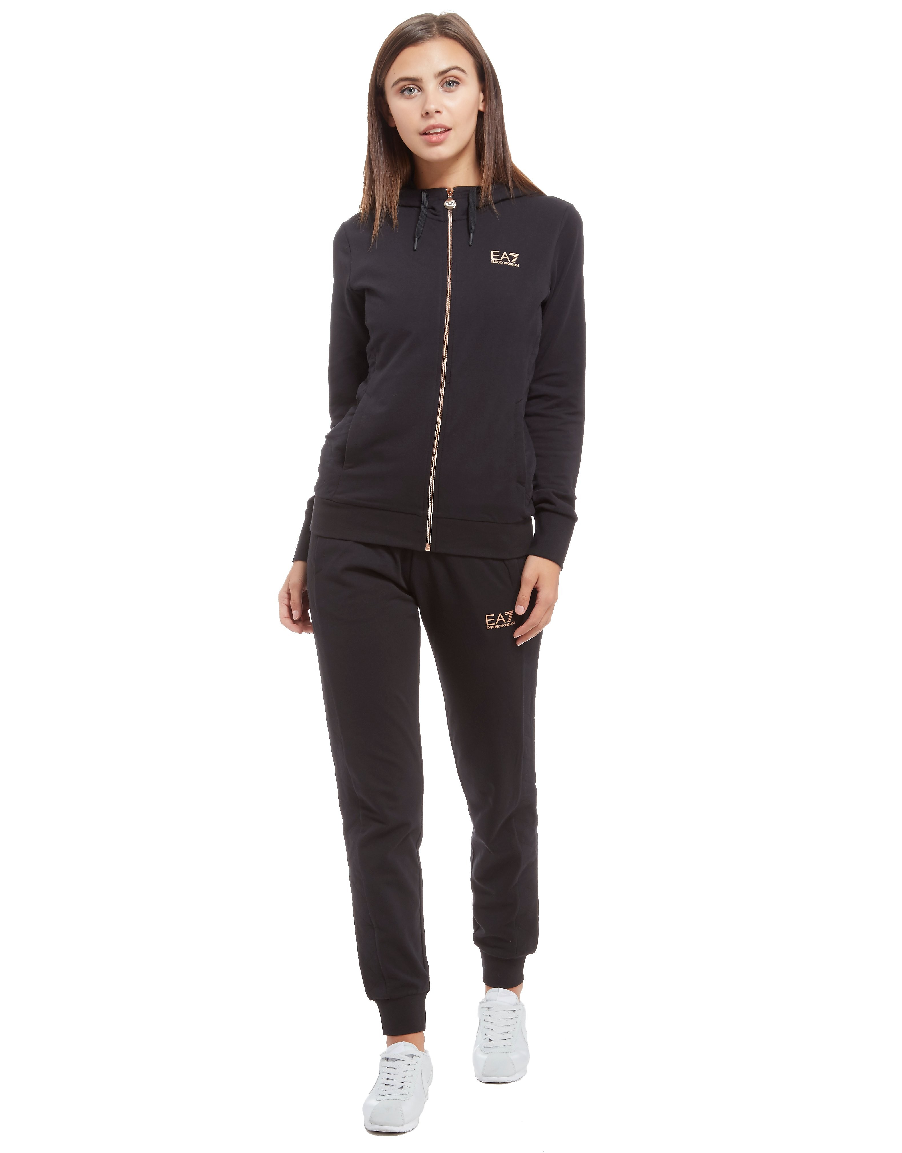 Emporio Armani EA7 Quilted Tracksuit