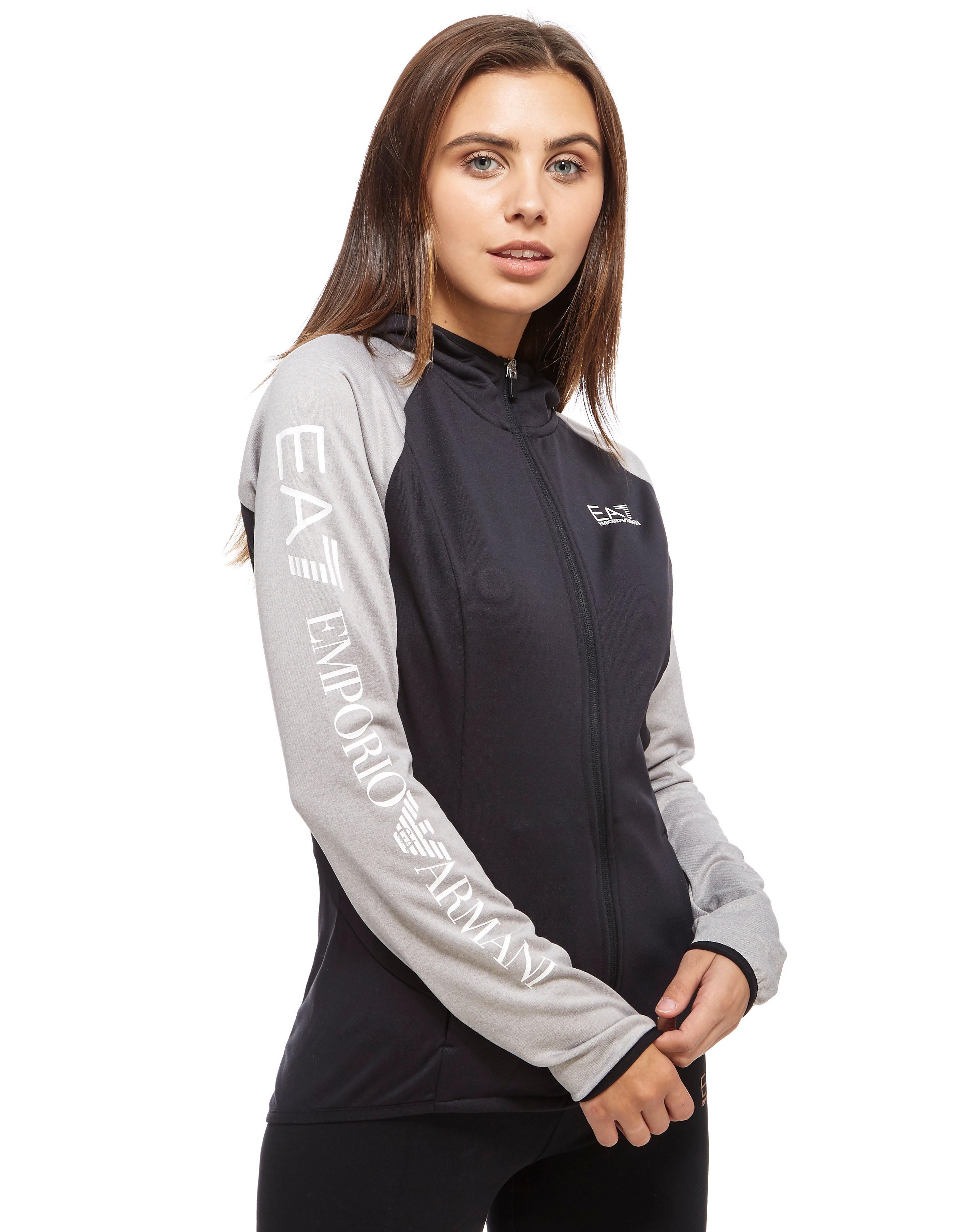 Emporio Armani EA7 chaqueta con capucha
