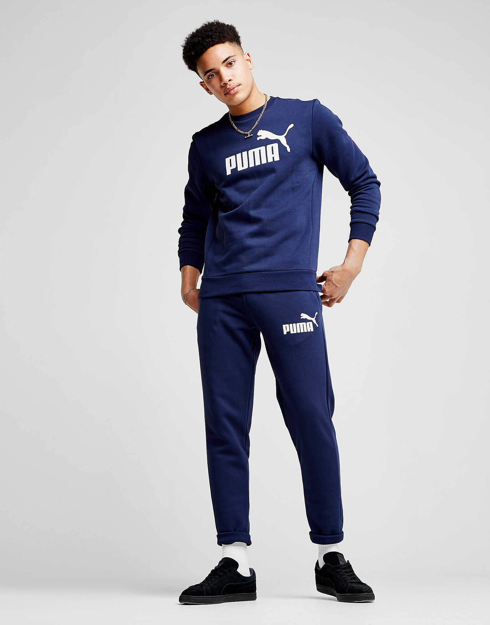 PUMA Core Logo Joggingbroek