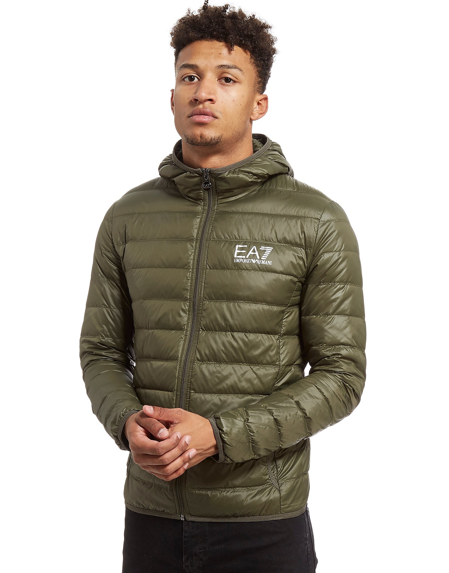 Emporio Armani EA7 Down Bubble Jacket