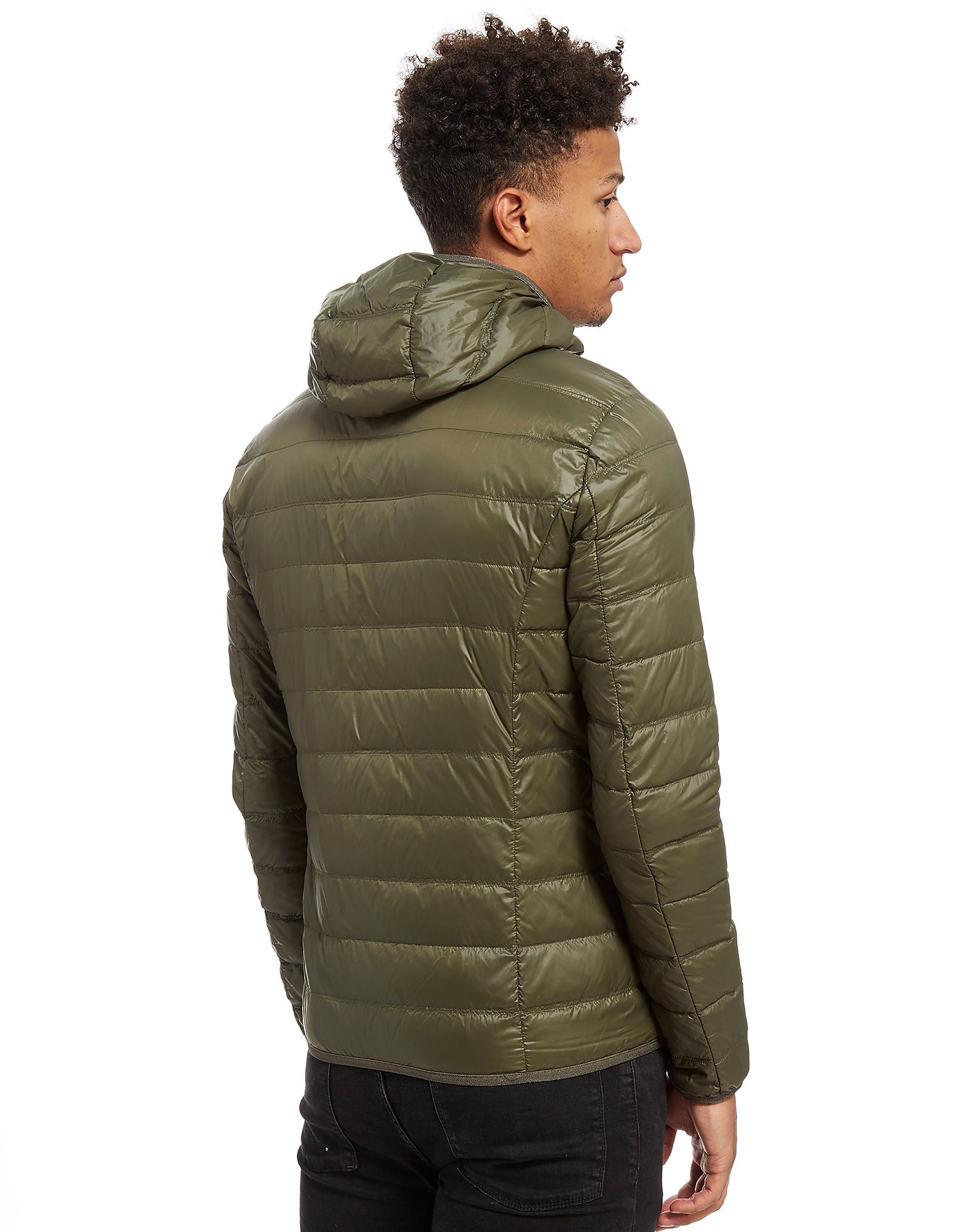 Emporio Armani EA7 Down Padded Bubble Jacket