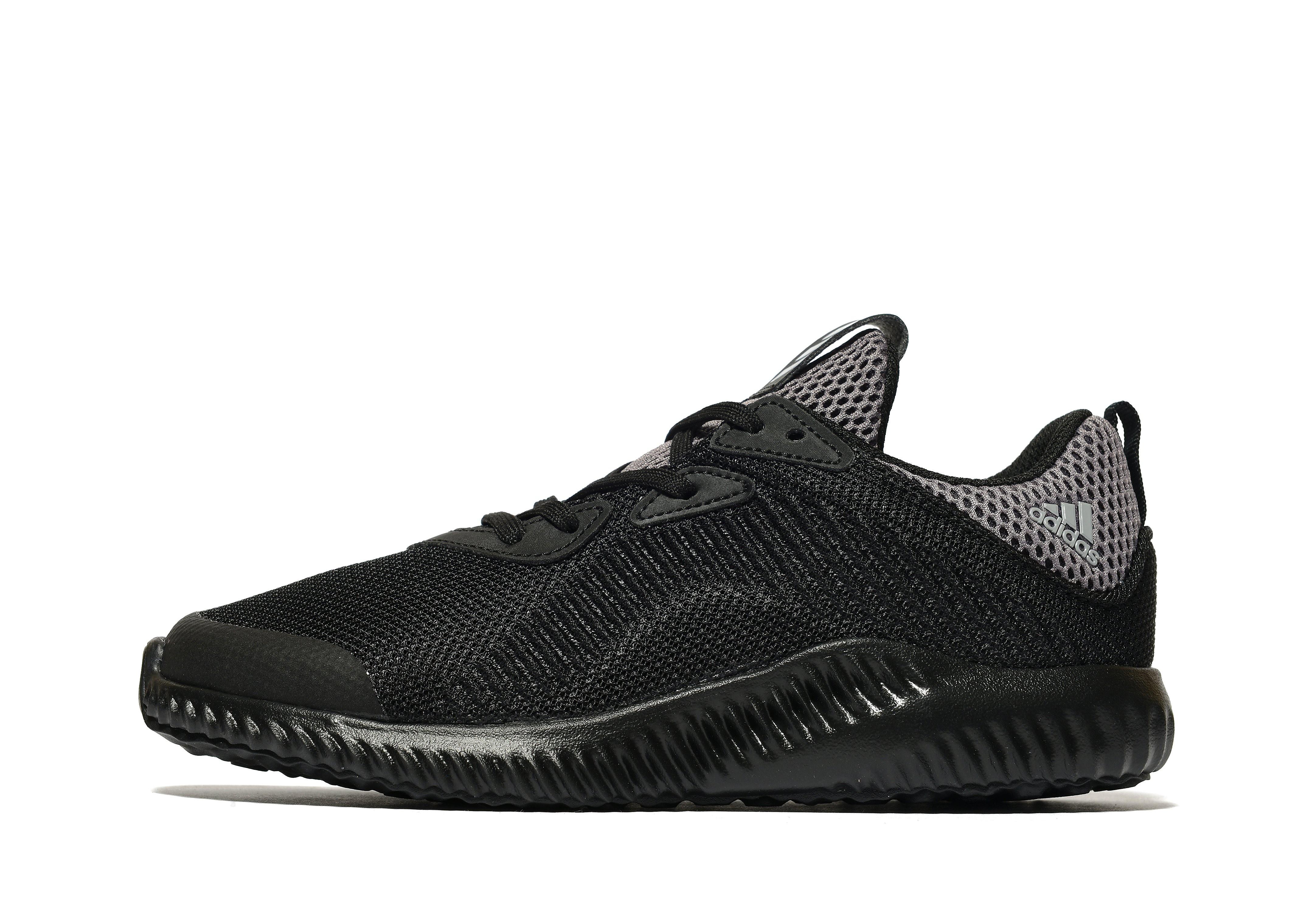 Image de adidas Alphabounce Enfants - Black/Grey, Black/Grey