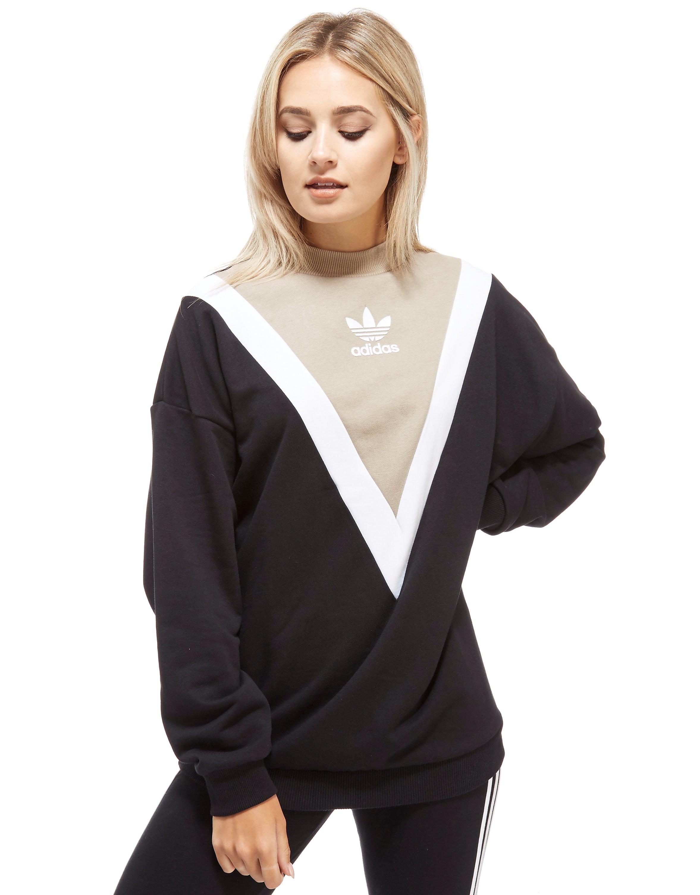 adidas Originals Sweatshirt Chevron Femme