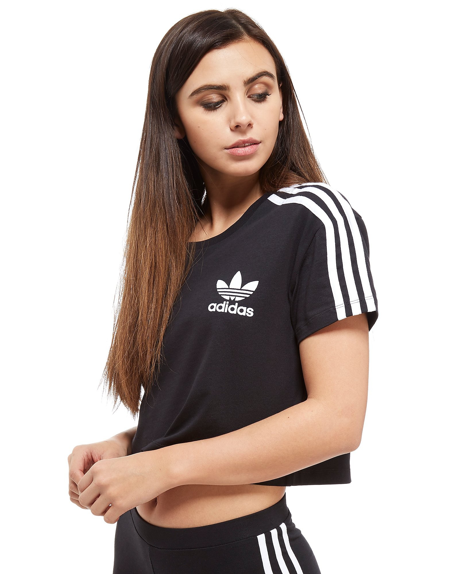 adidas Originals Crop California T-Shirt