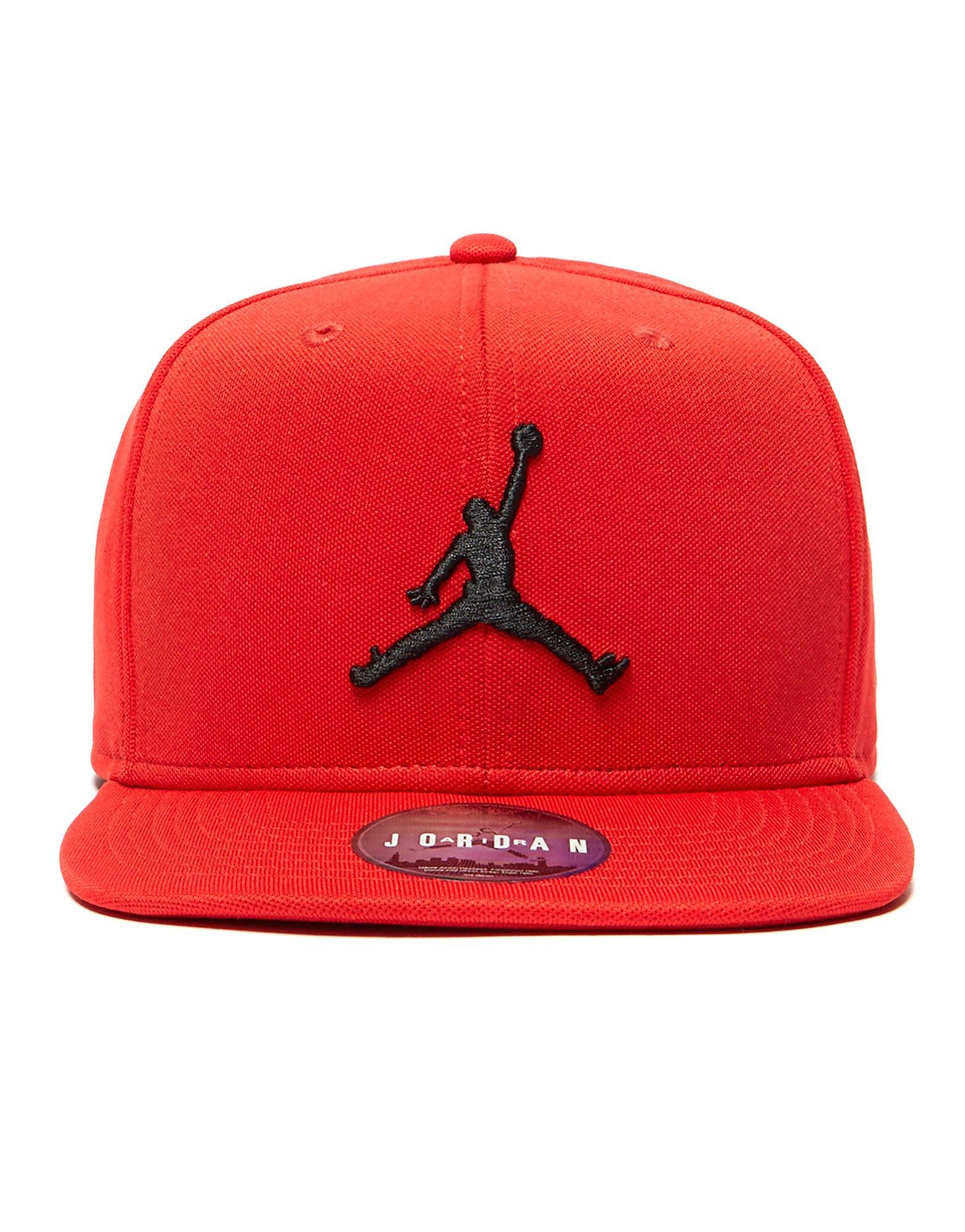 Jordan Jumpman Snapback Cap Heren