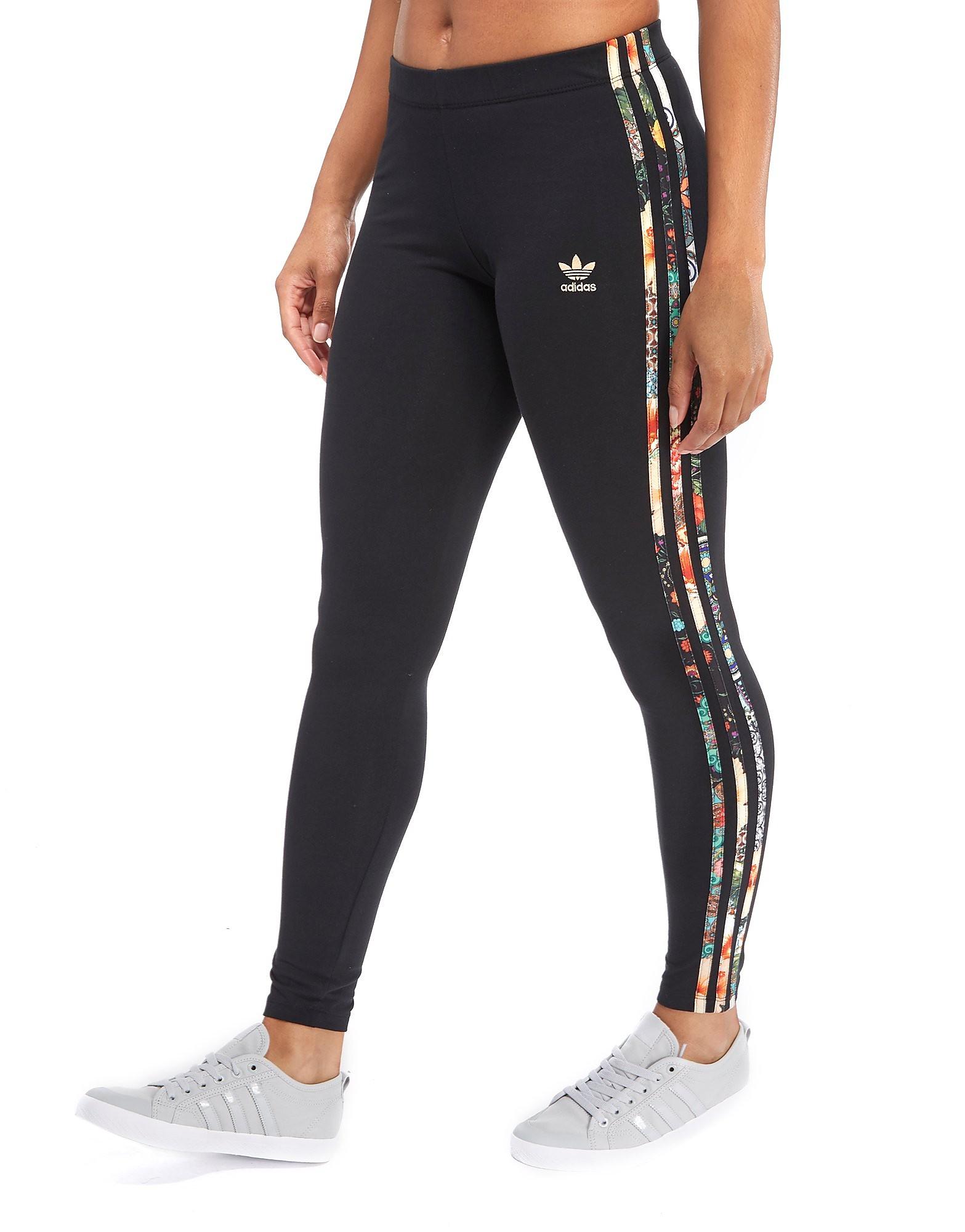 adidas Originals 3-Stripes Leggings Farm Pack