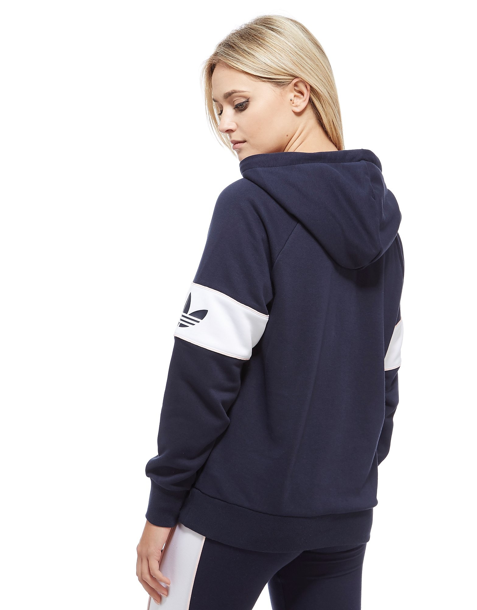 adidas Originals Authentic Felpa con Cappuccio Donna