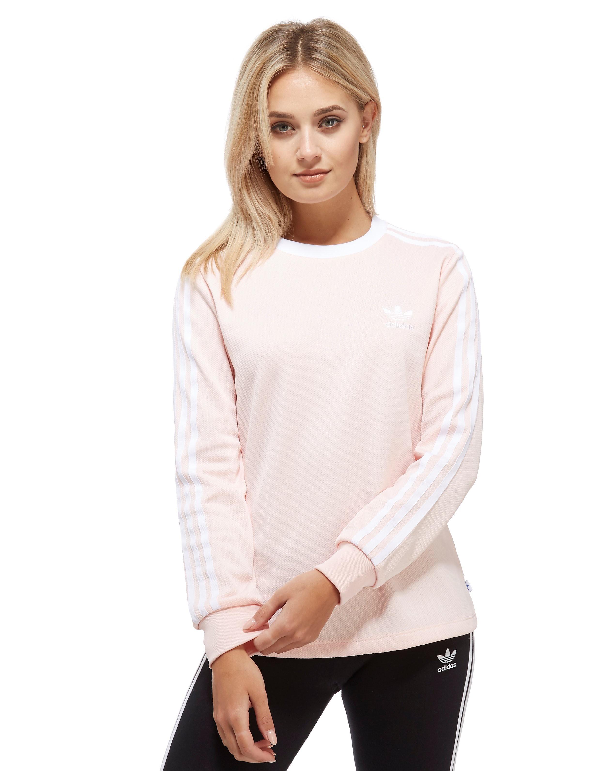 adidas Originals Pique California Long Sleeve T-Shirt