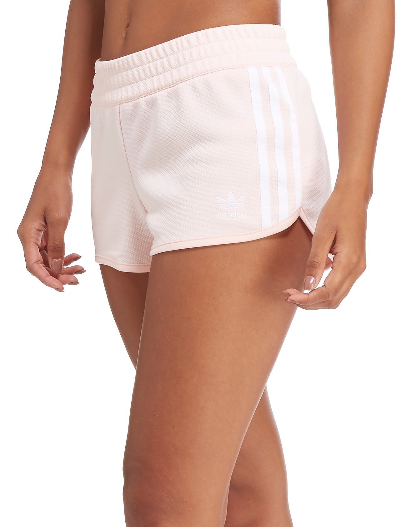 adidas Originals 3-Stripes Pique Shorts