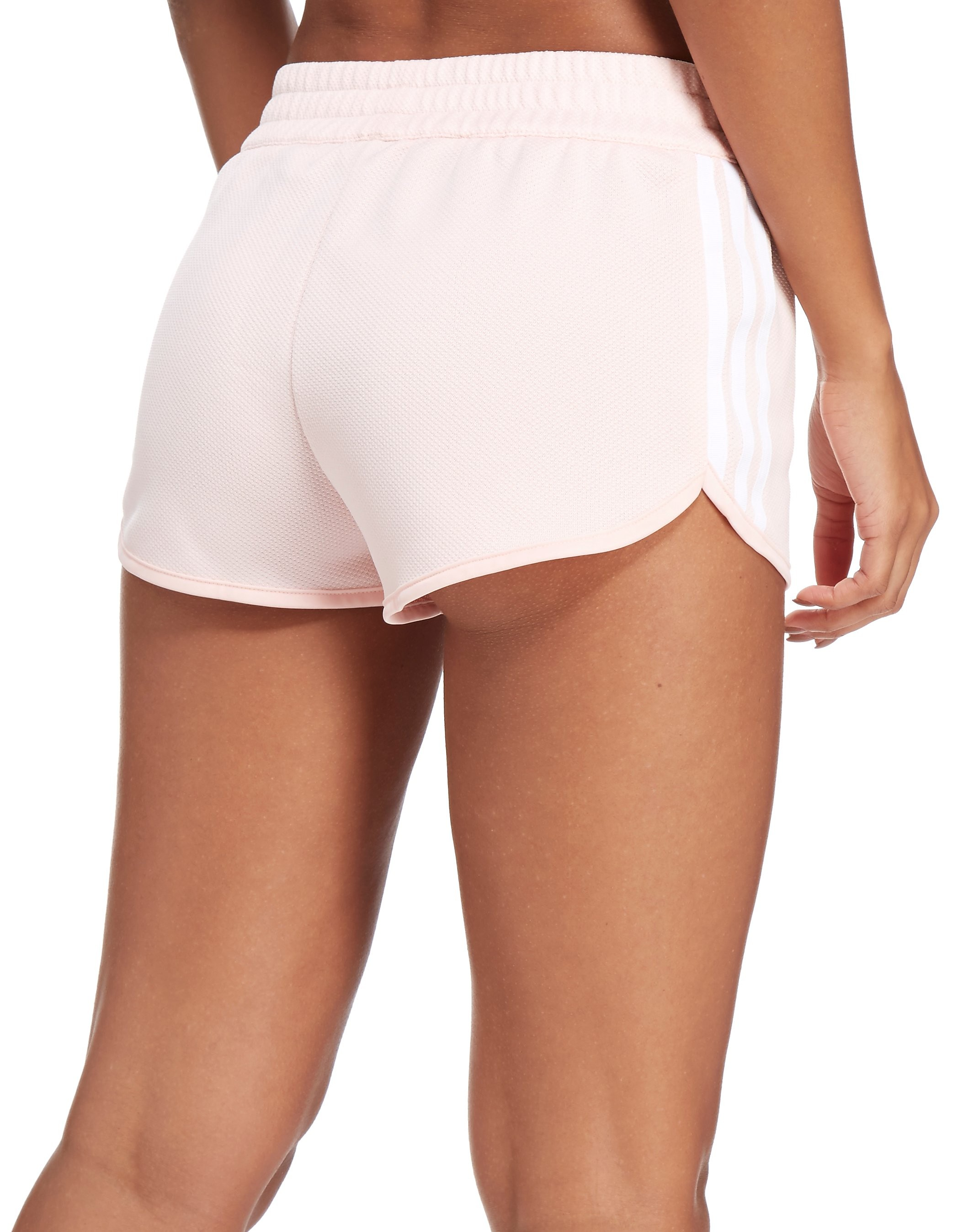 adidas Originals 3-Stripes Piqué Shorts