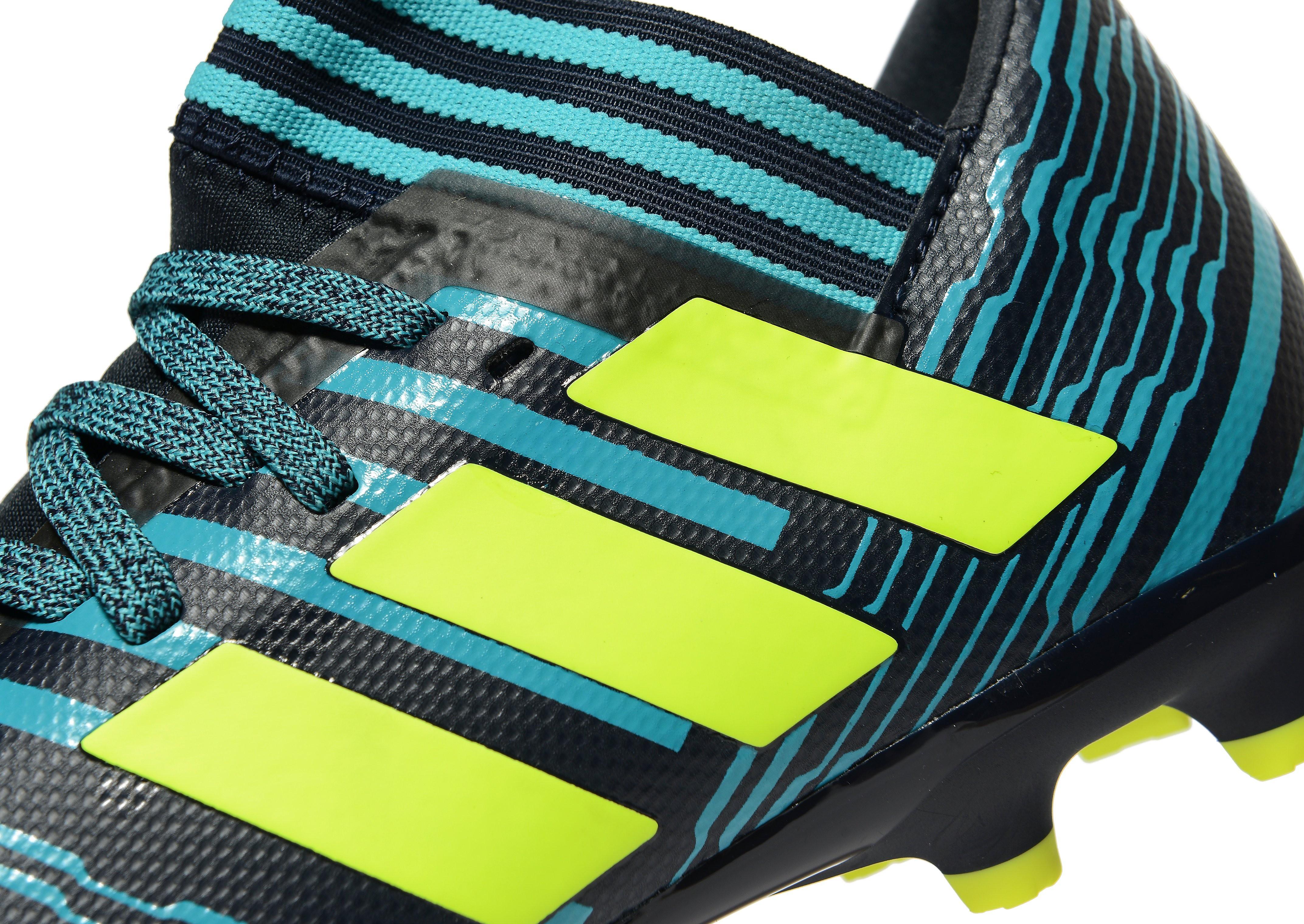 adidas Ocean Storm Nemeziz 17.3 FG Junior