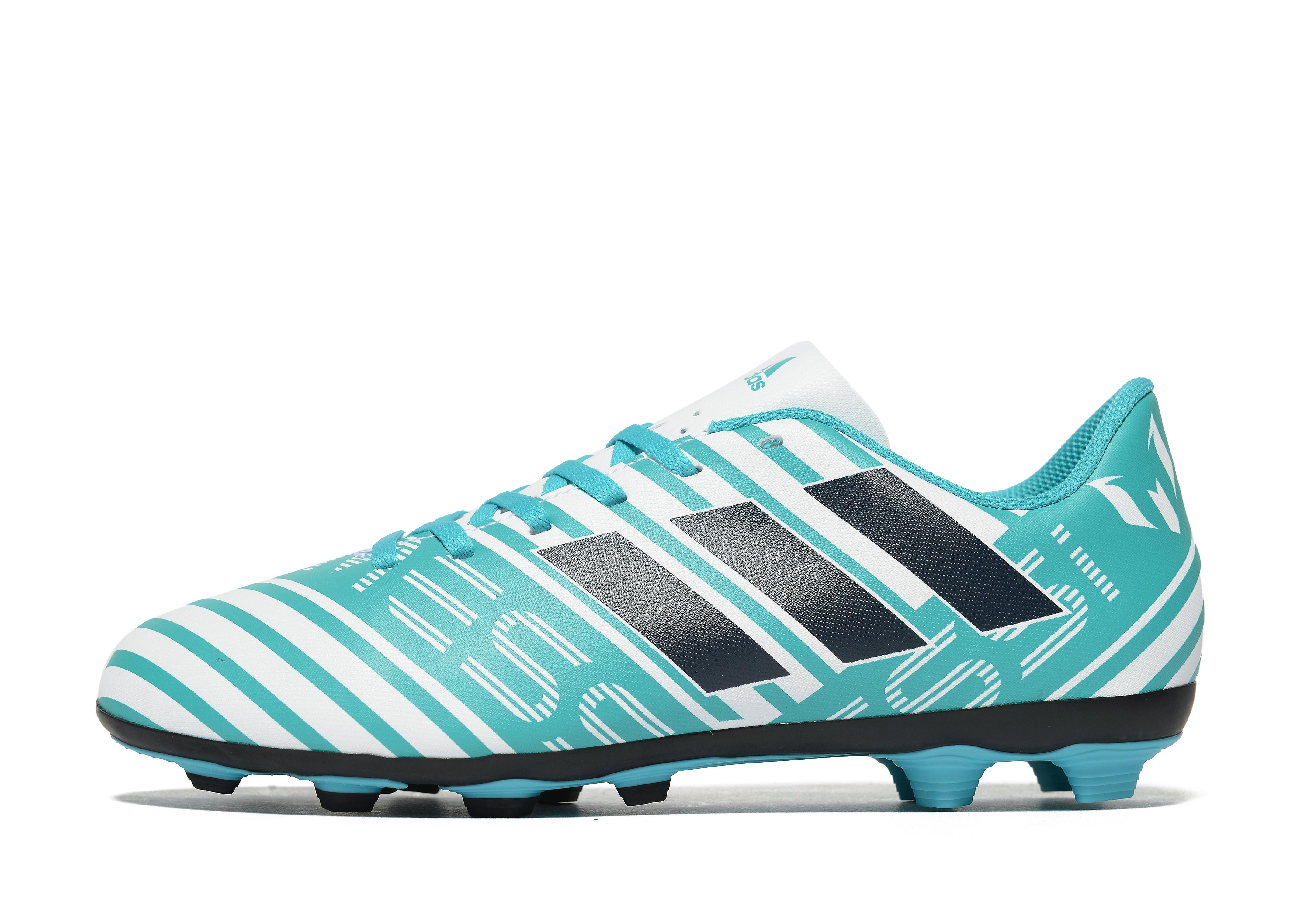 adidas Ocean Storm Nemeziz 17.4 FG Messi Junior