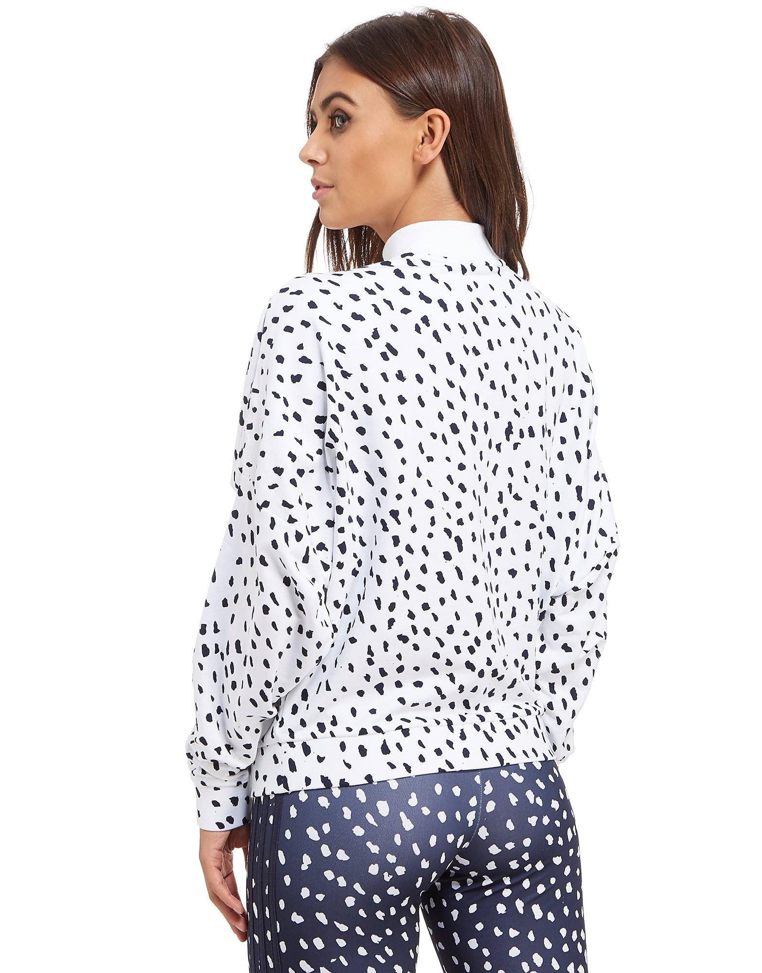 adidas Originals Sweatshirt Print Crew Femme