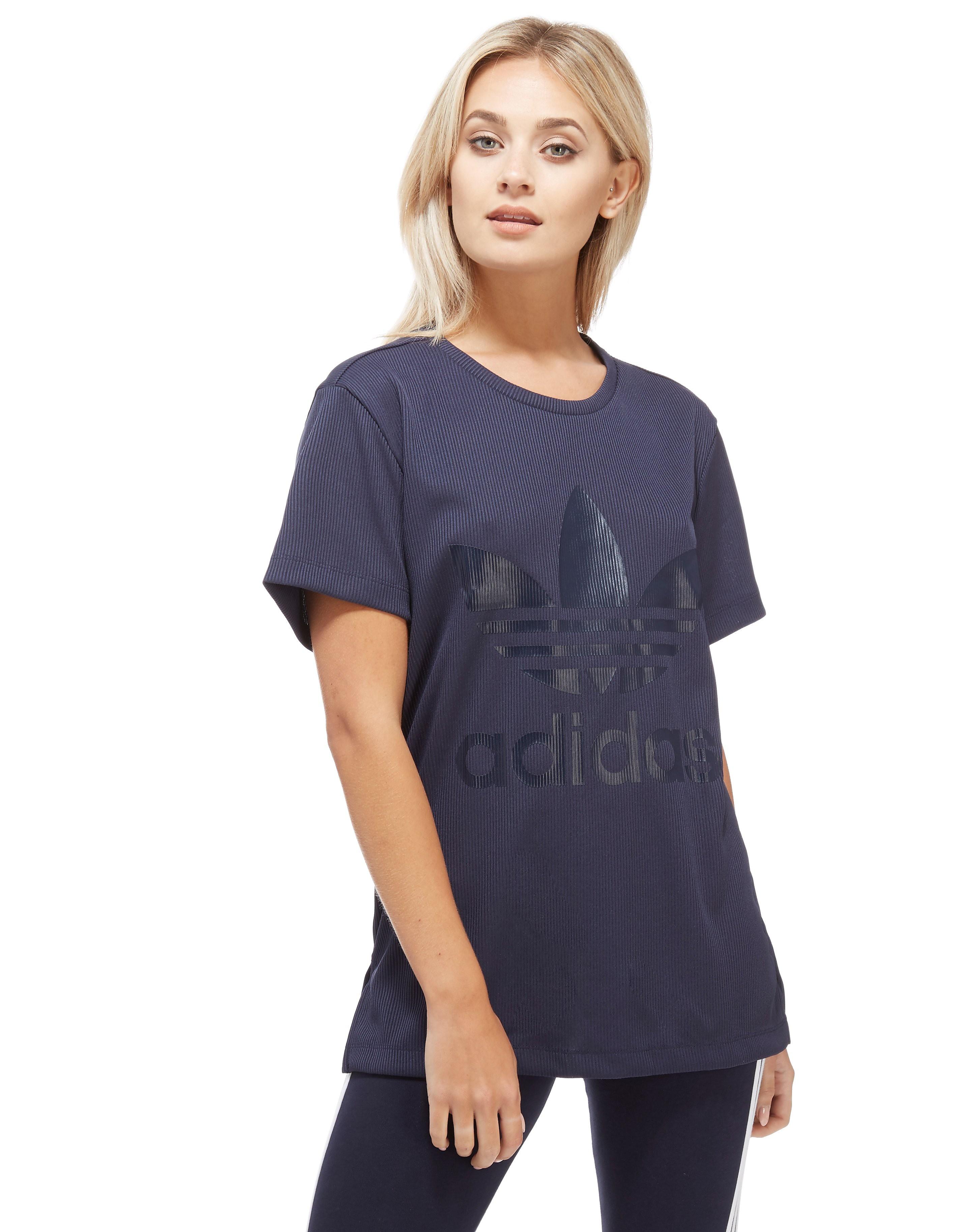 adidas Originals Rib Boyfriend T-Shirt
