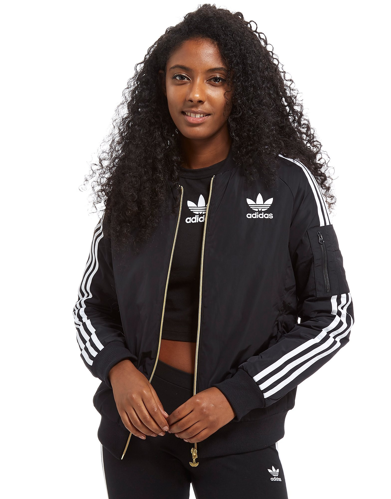 adidas Originals Originals Superstar Jacket Dames