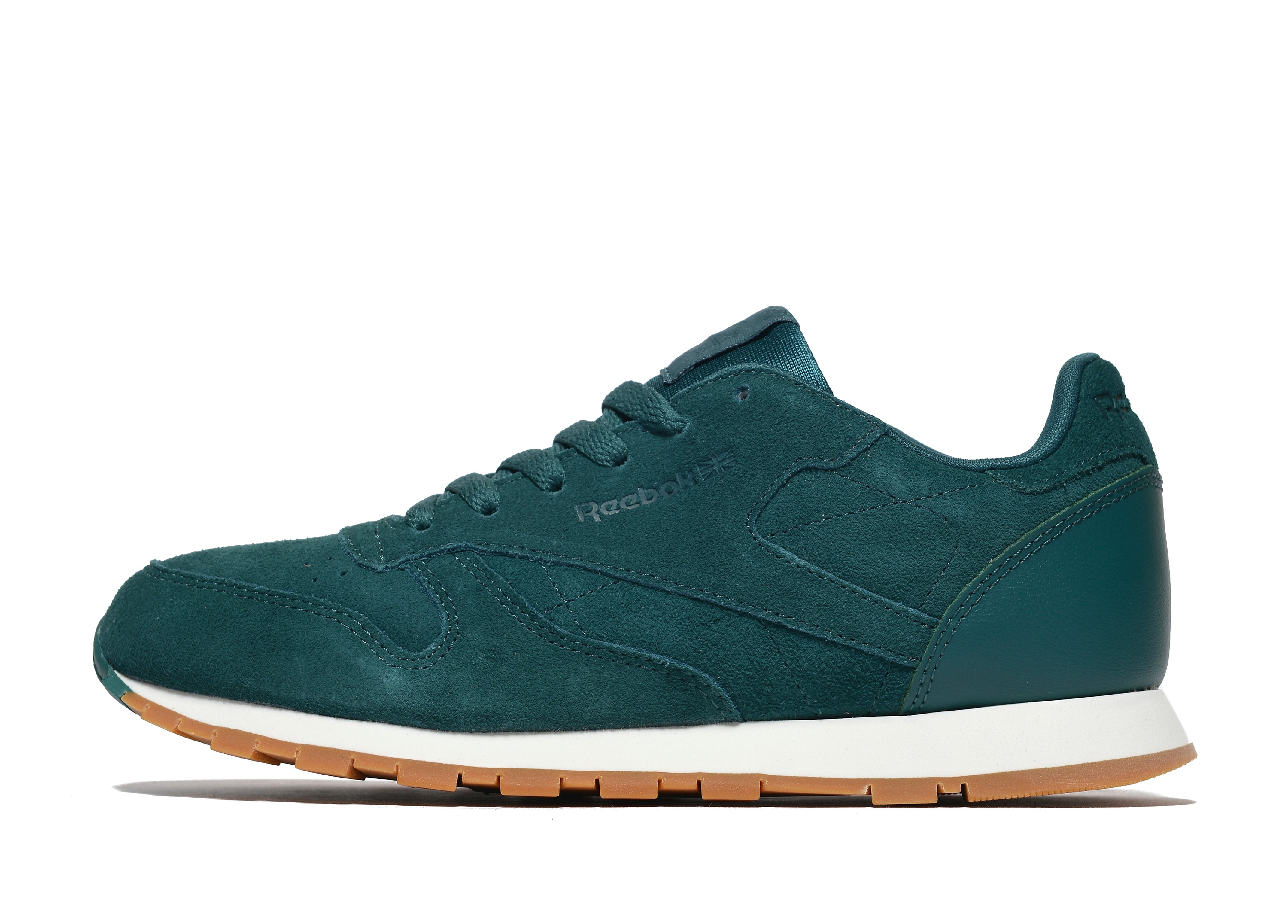 Image of   Reebok Classic Leather Gum Trainers