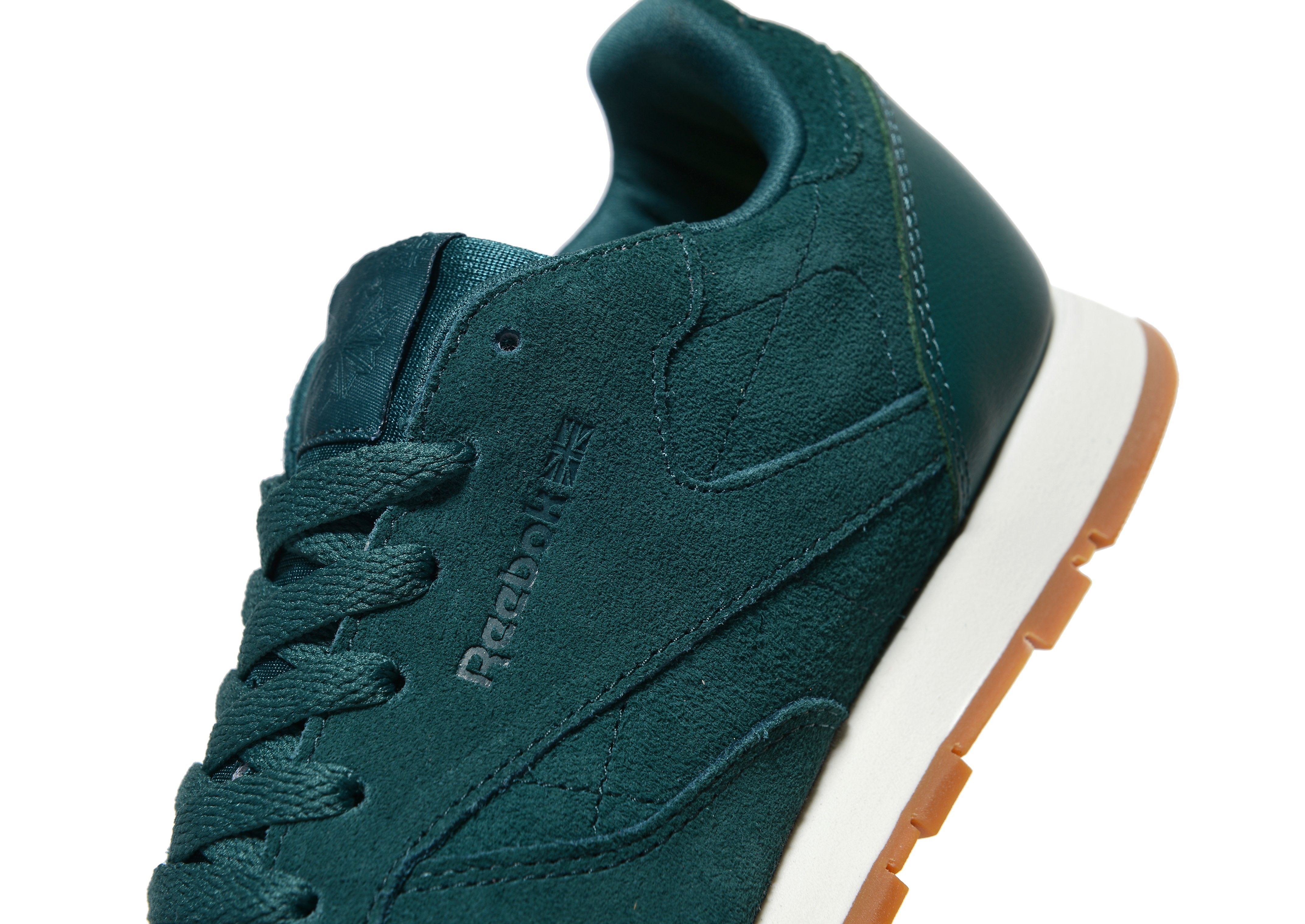 Reebok Classic Leather Gum Trainers