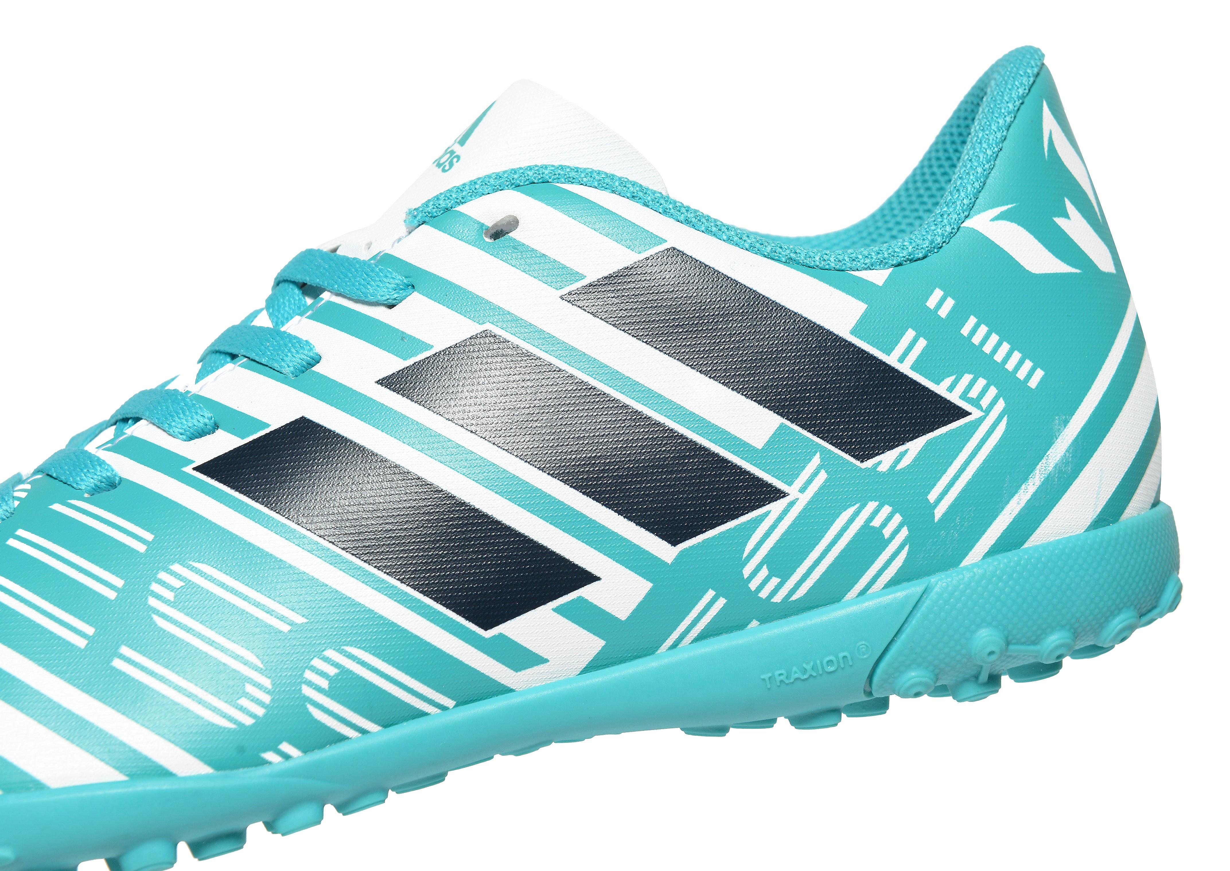 adidas Ocean Storm Nemeziz 17.4 TF Messi Children