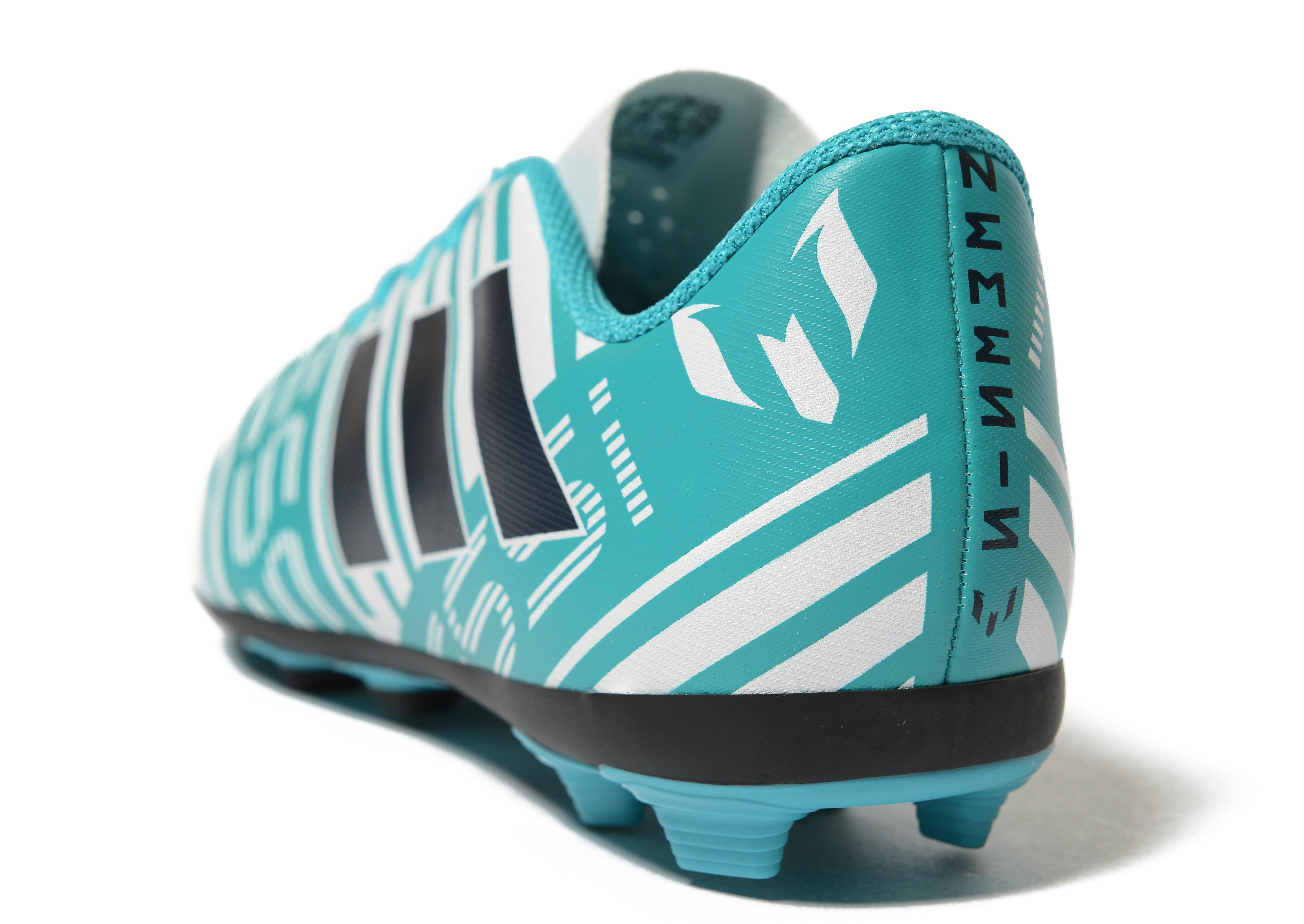 adidas Ocean Storm Nemeziz 17.4 FG Messi Children