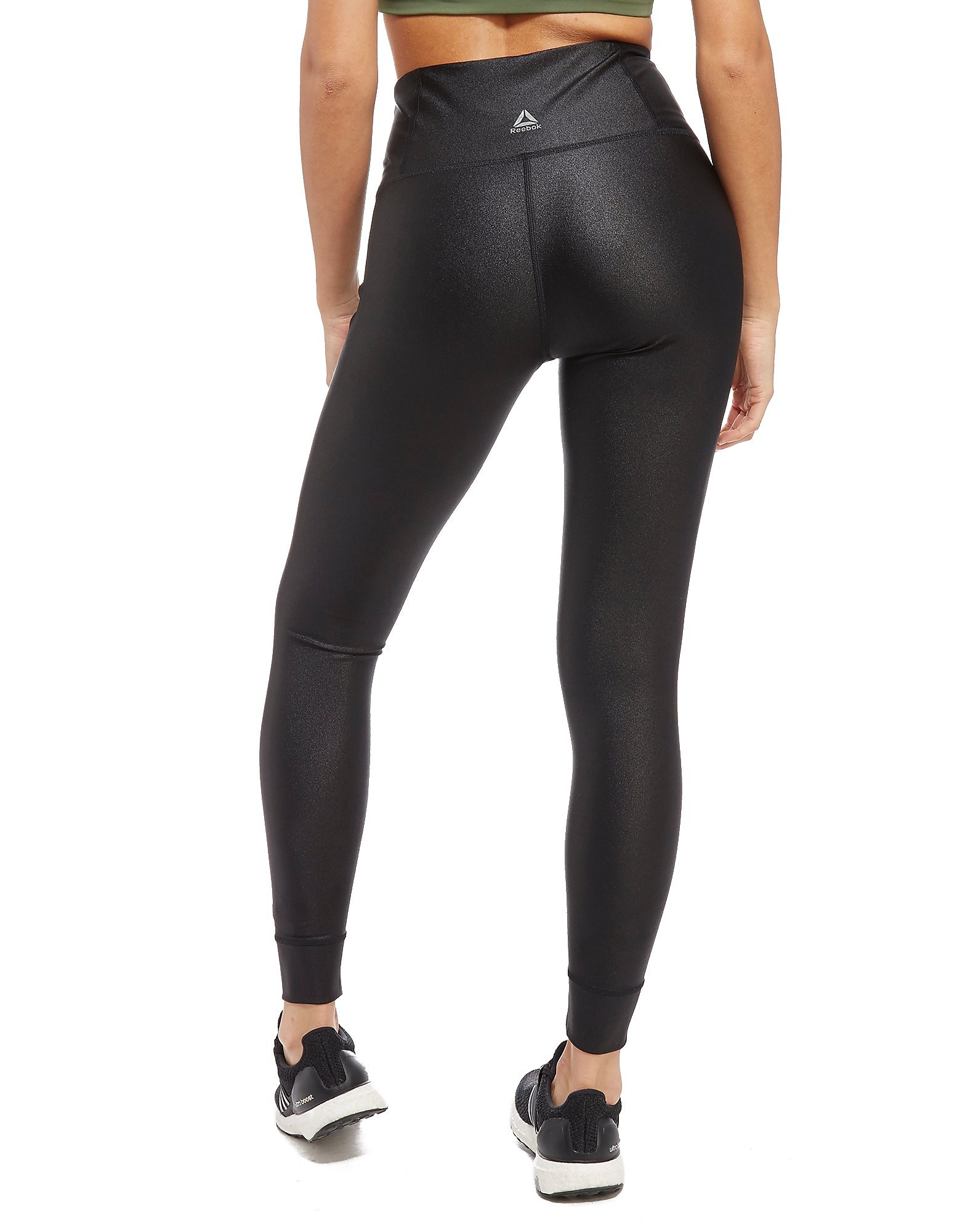 Reebok Metallic High Rise Leggings
