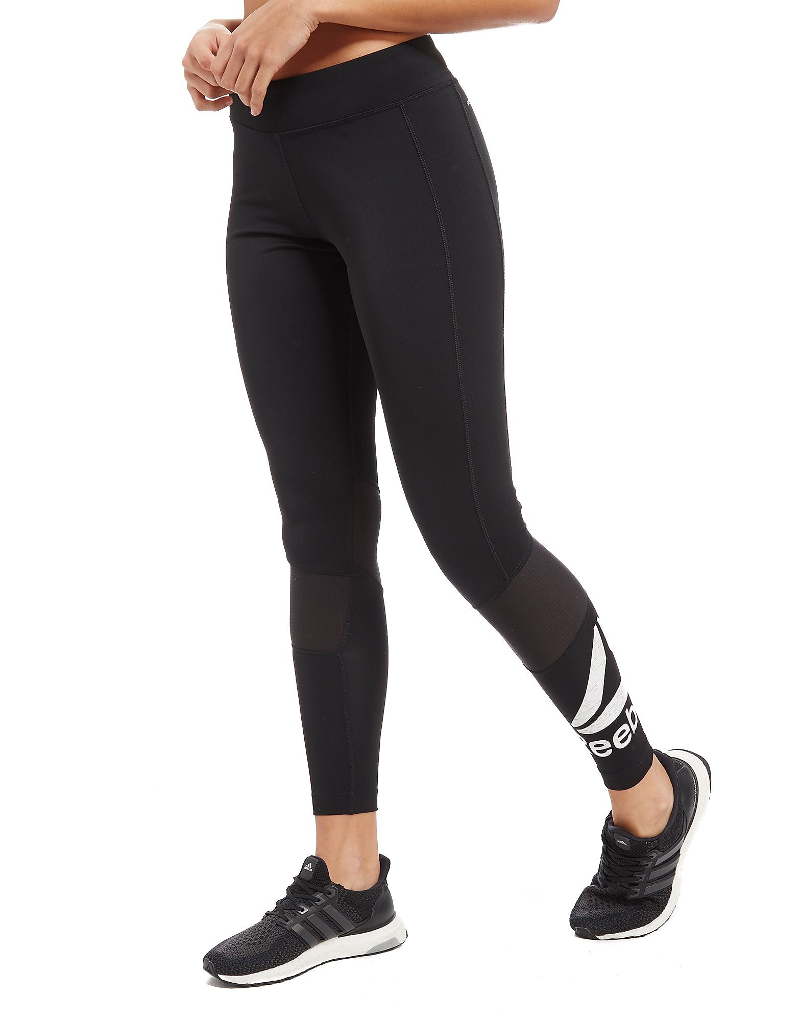 Reebok High Waisted Leggings Donna