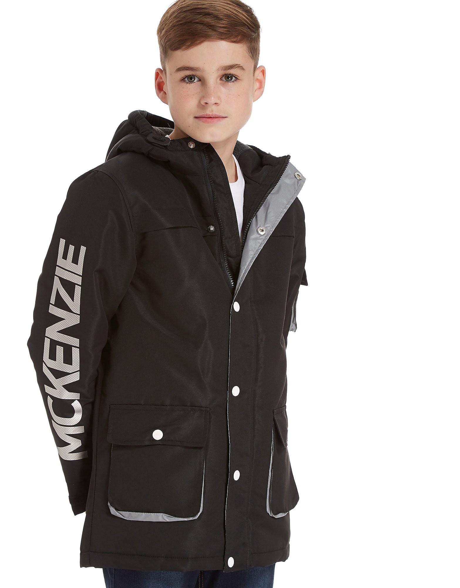 McKenzie Sullivan Jacket Junior  - Zwart - Kind