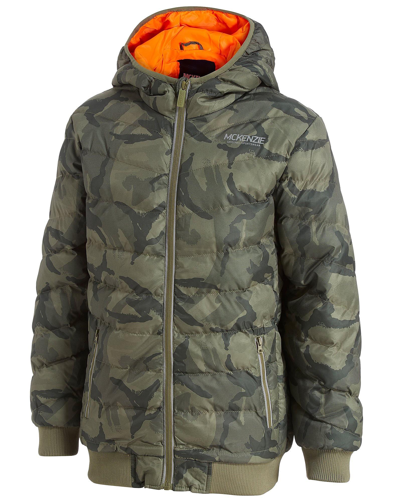 McKenzie Oxford Jacket Junior - alleen bij JD - Camo - Kind