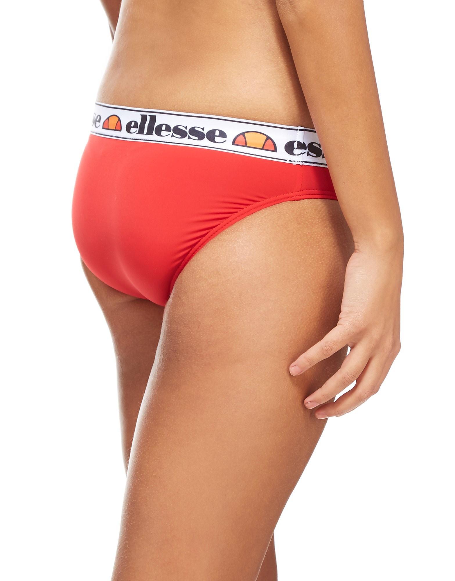 Ellesse Tape Bikini Briefs