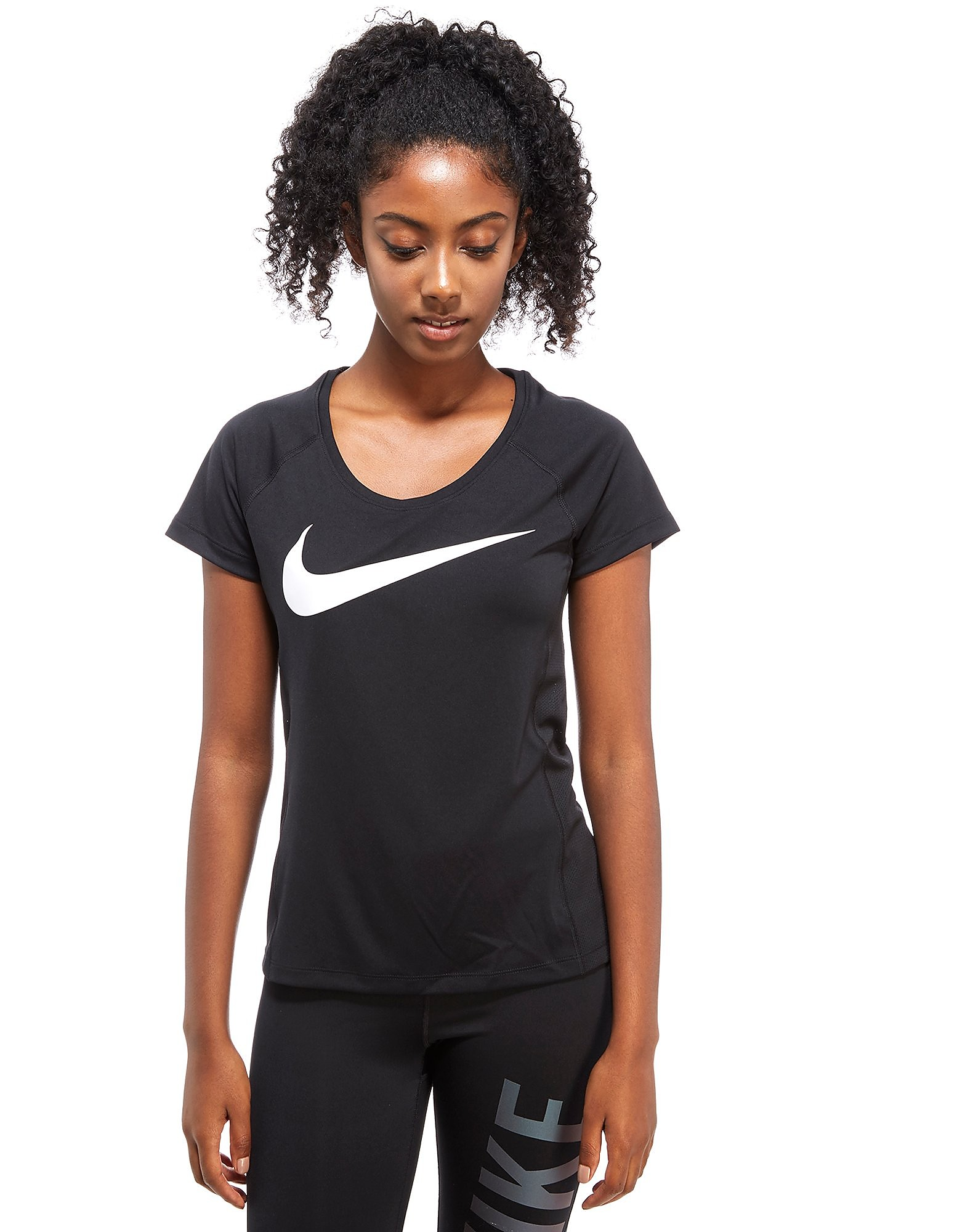 Nike Dry Miler Short Sleeve Running Top