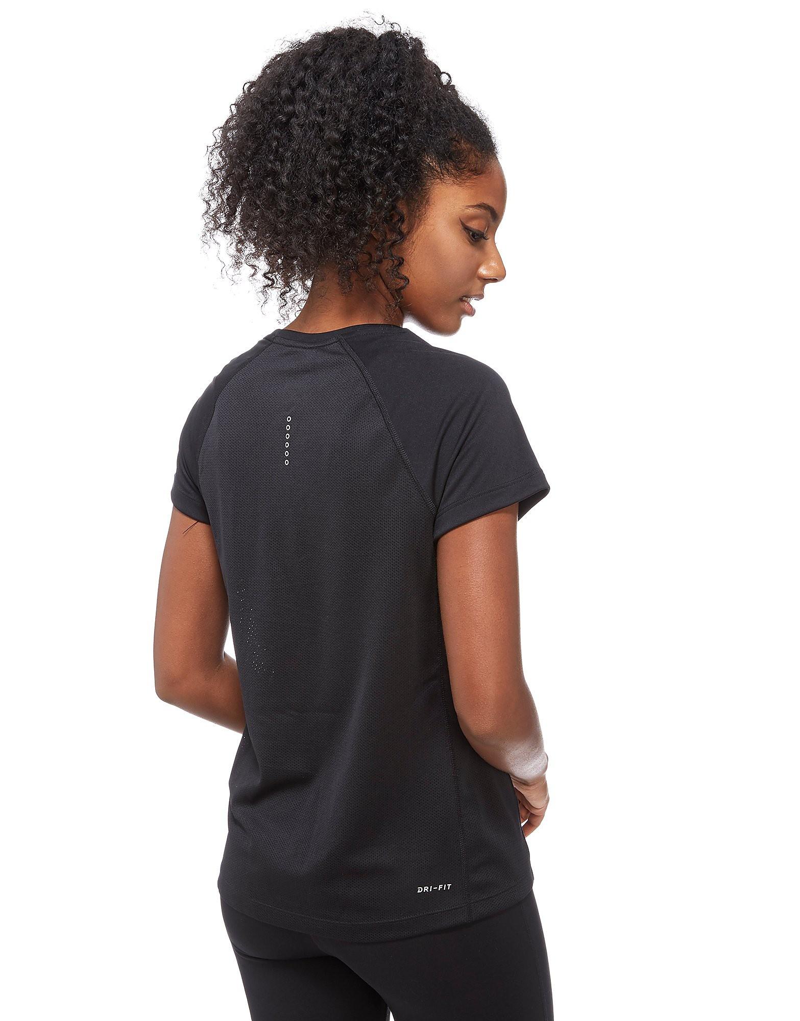 Nike Dry Miler Short Sleeve Running Top