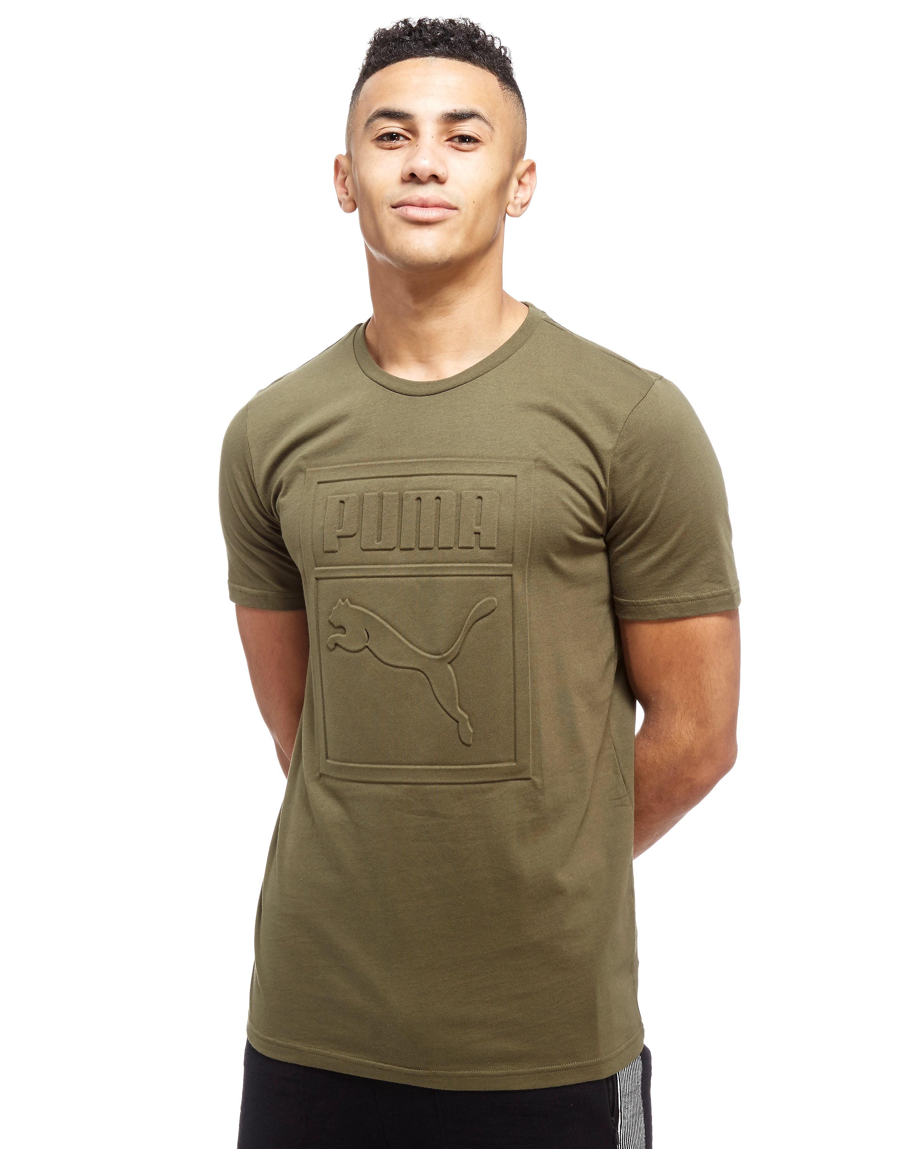PUMA PUMA en relief Logo T-Shirt