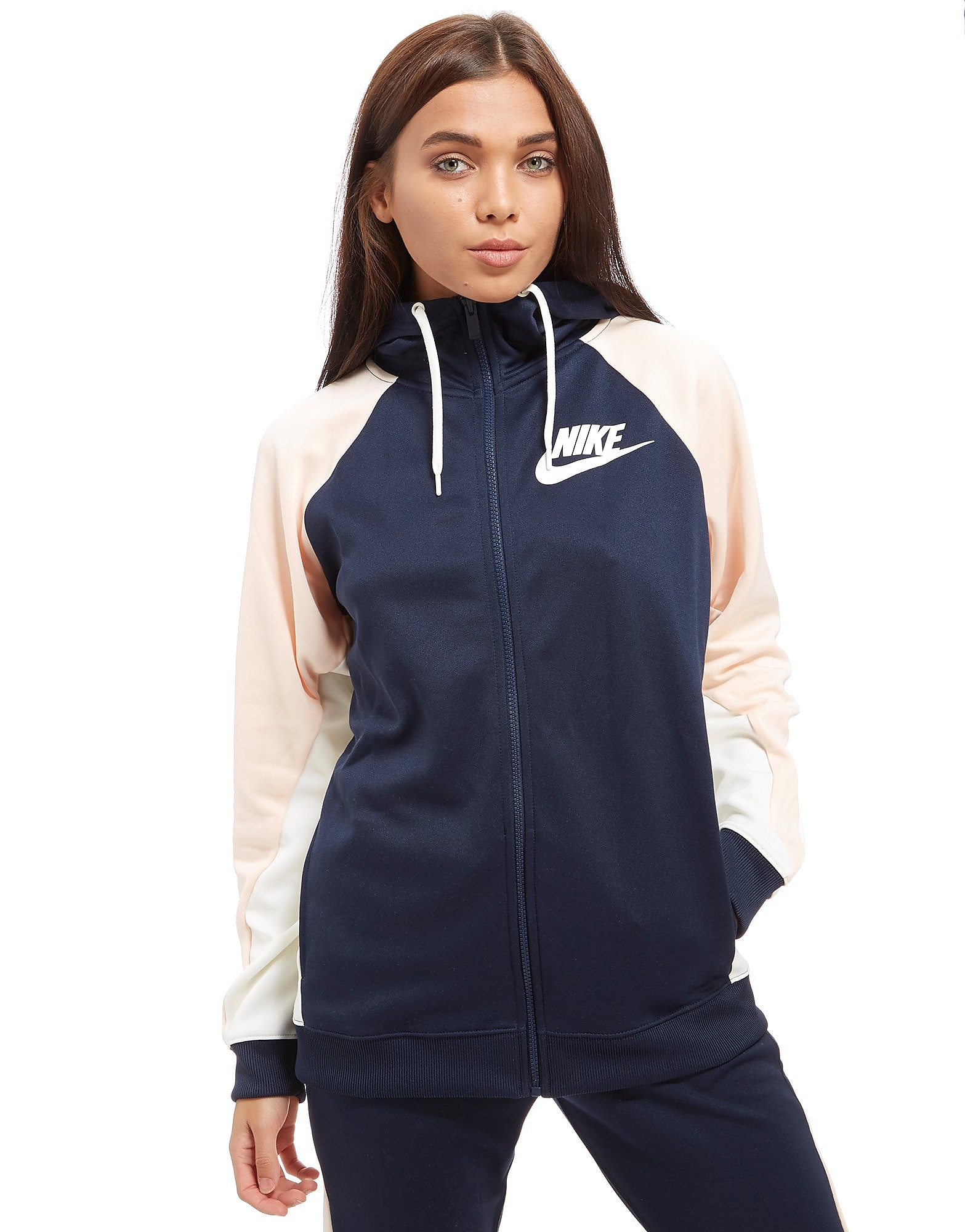 Nike Poly Colour Block Hoody