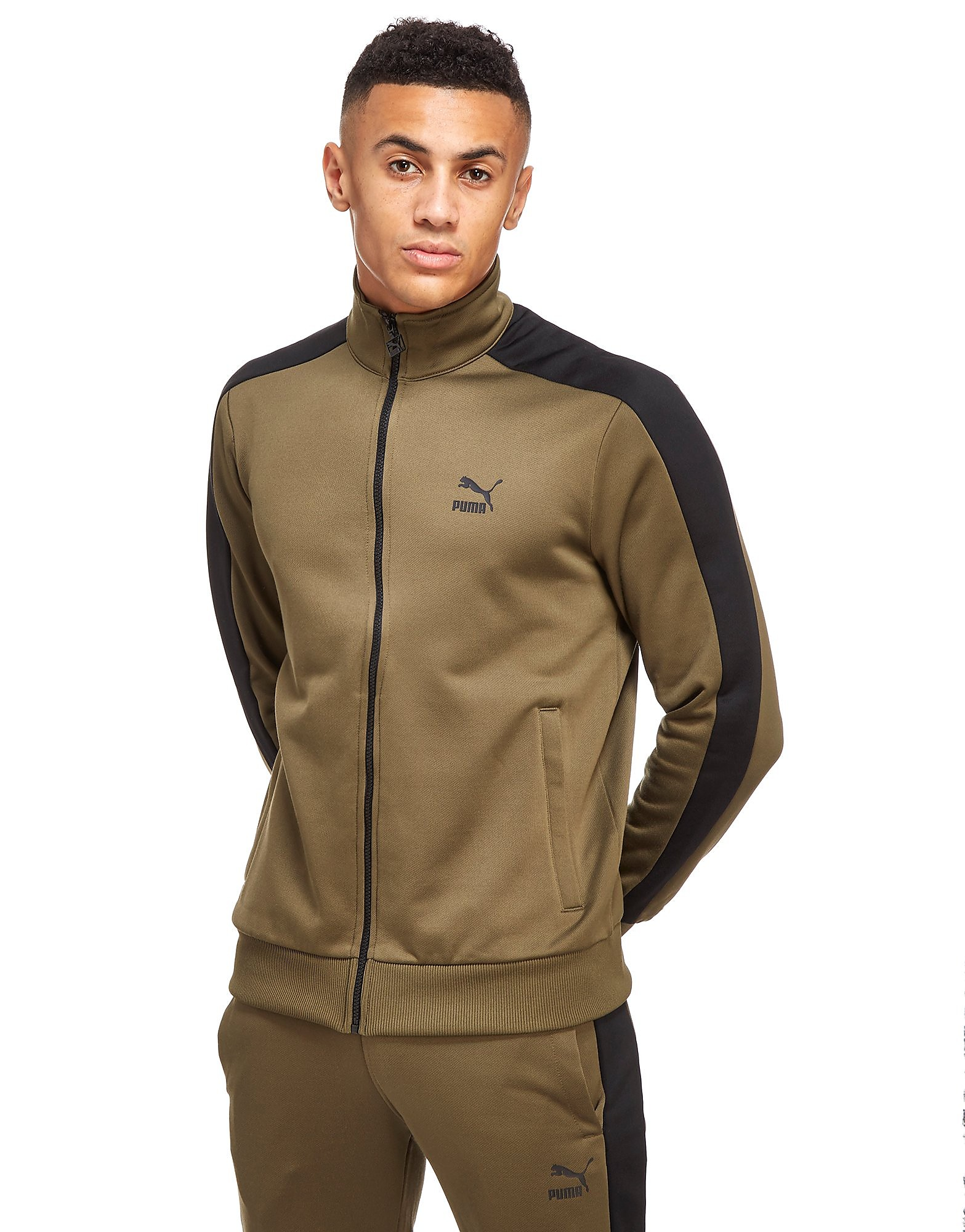 PUMA Archive T7 Track Jacket Heren