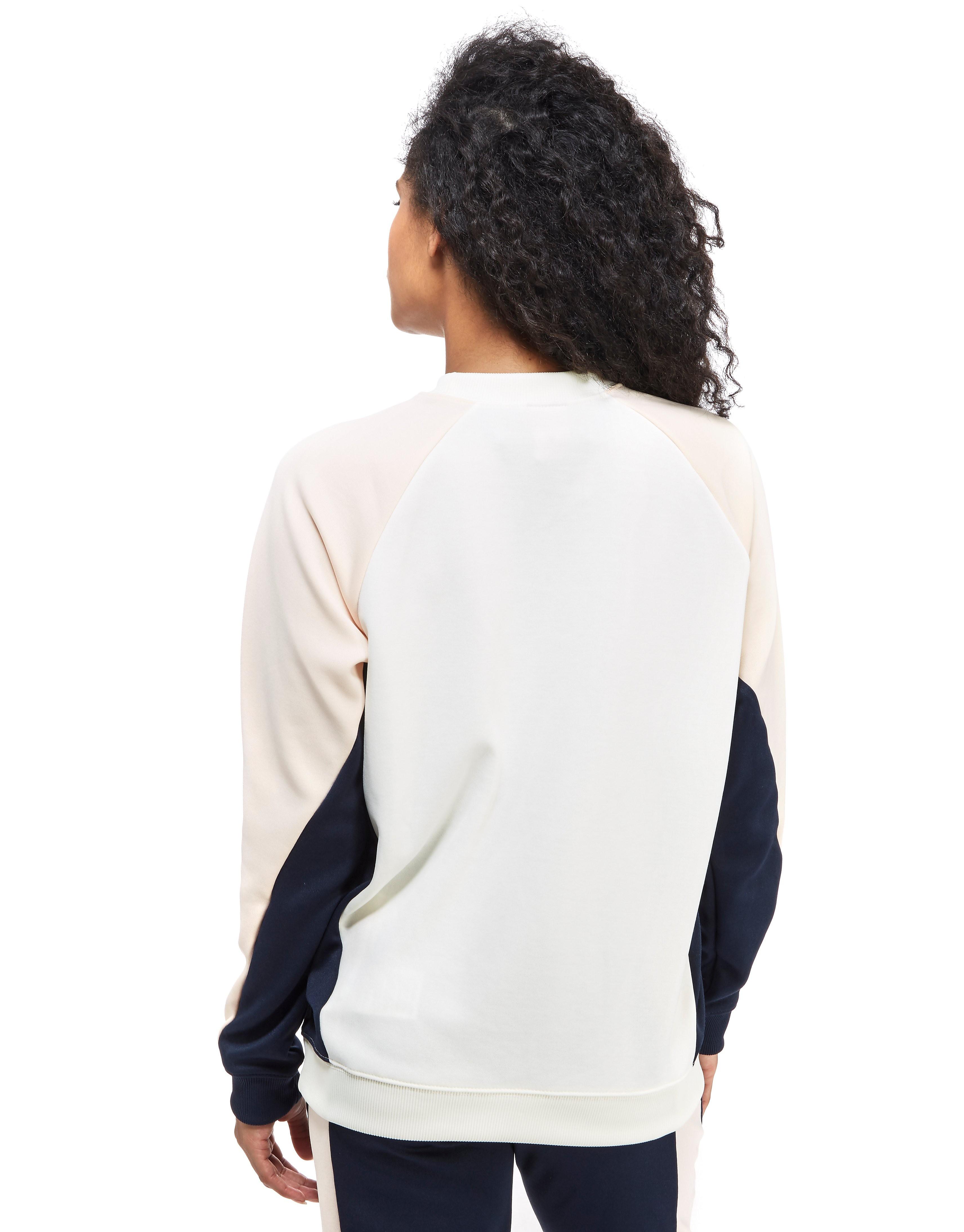 Nike Poly Colour Block Crew Sweatshirt