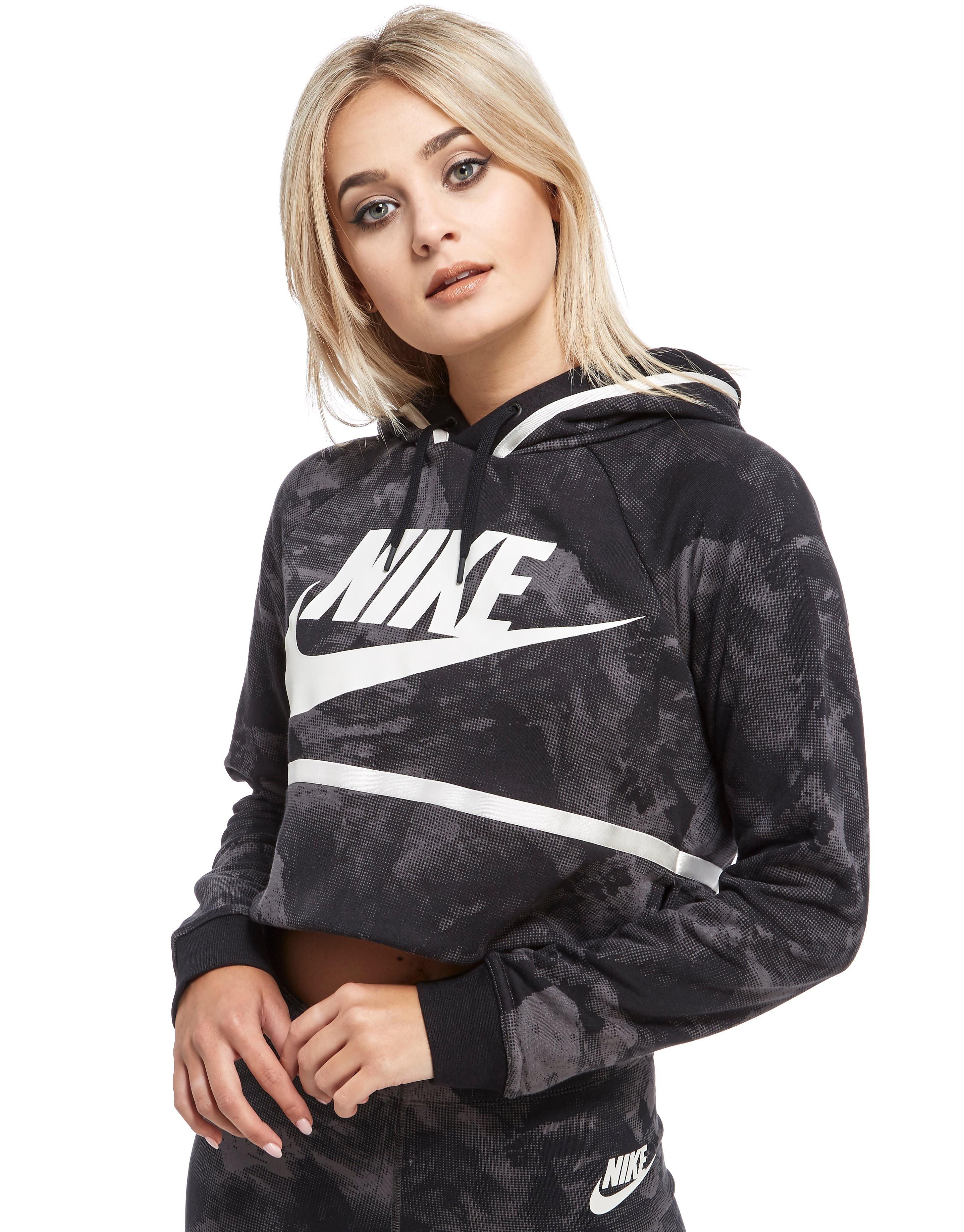 Nike Glacier Crop Hoodie